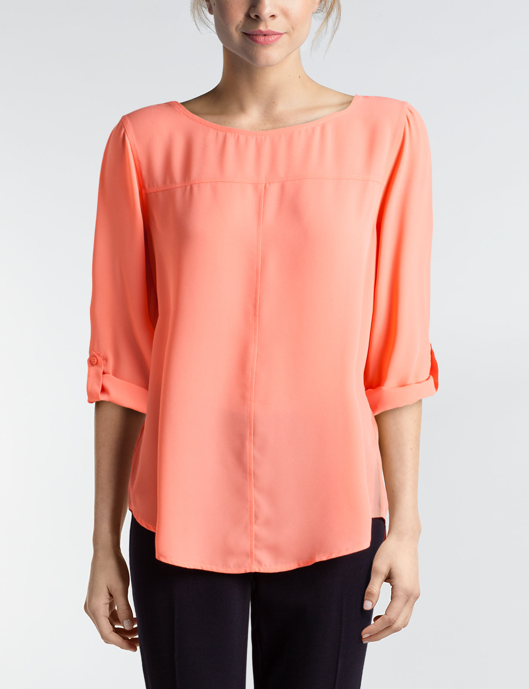 Valerie Stevens Guava Shirts & Blouses