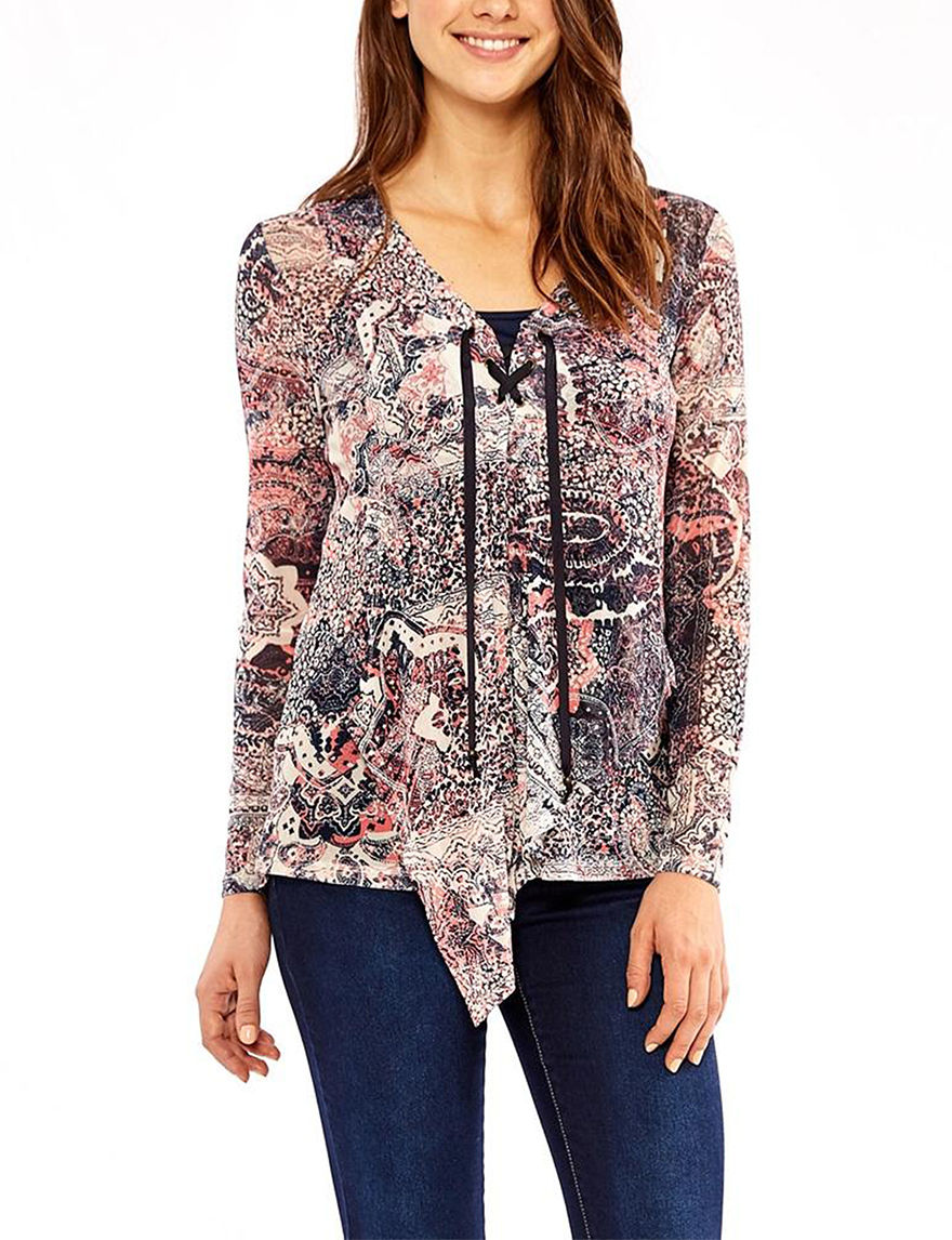 Skyes The Limit Multi Shirts & Blouses