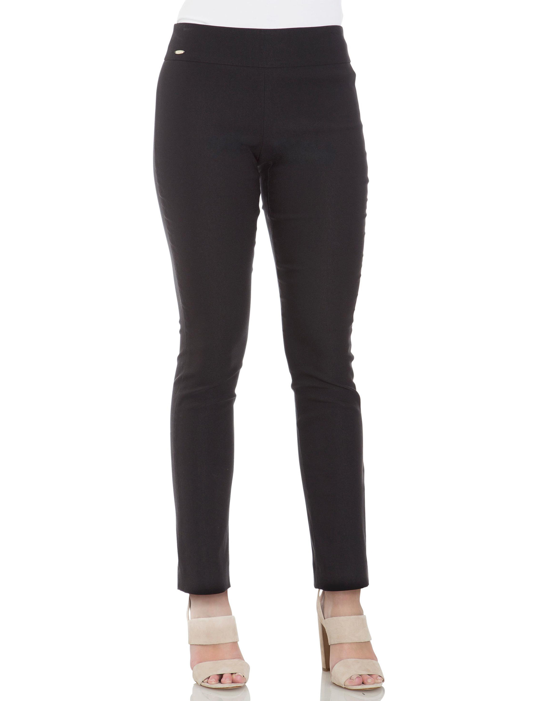 Izod Black Soft Pants