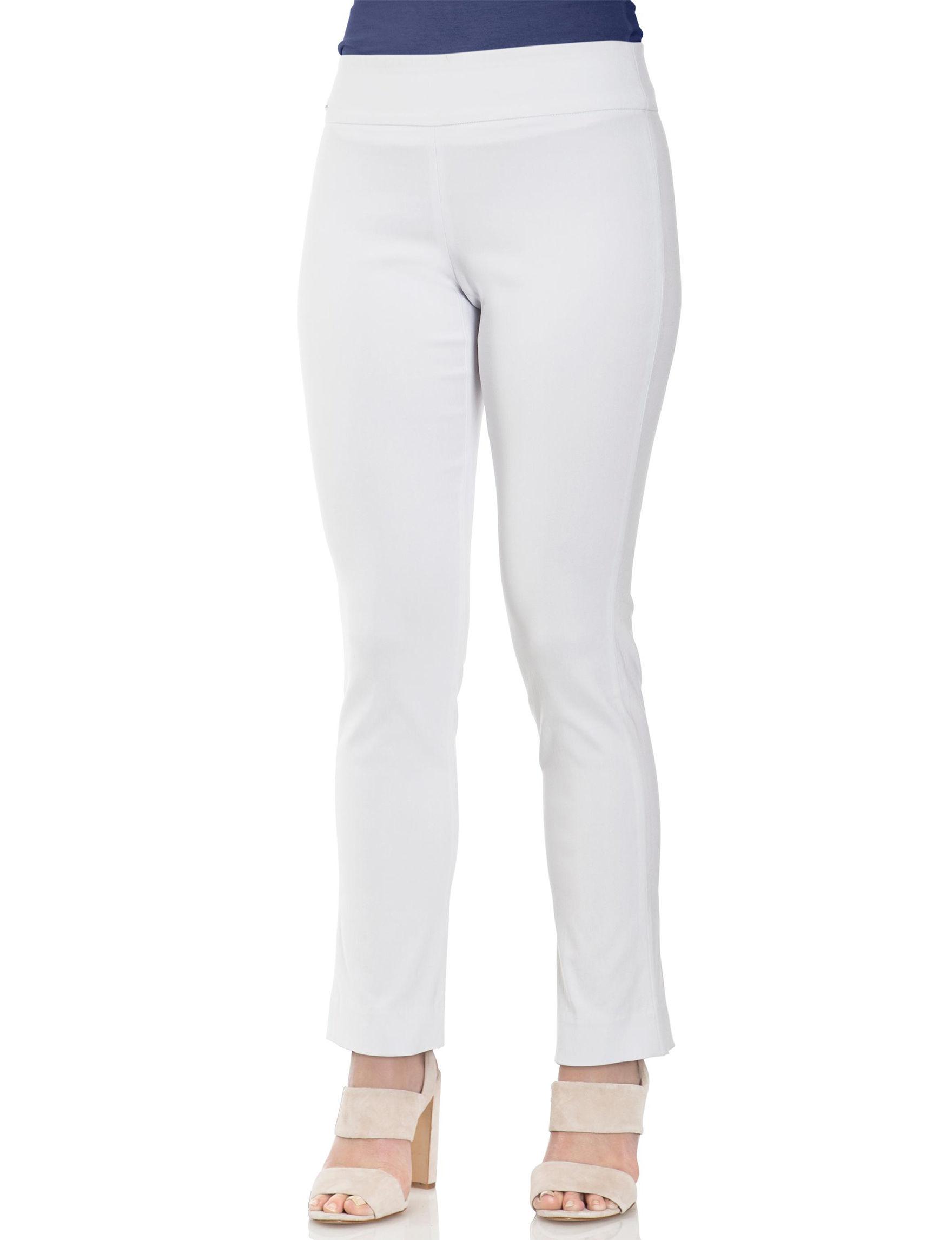 Izod White Soft Pants