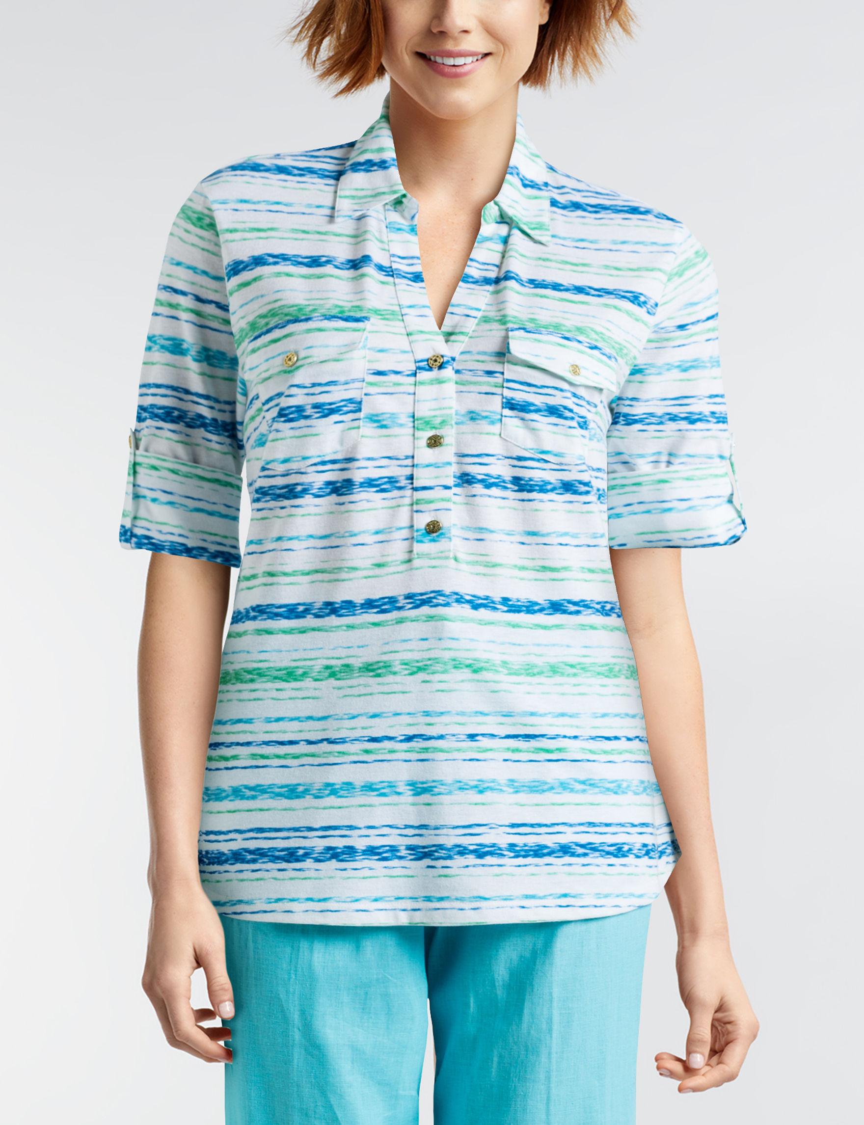 Rebecca Malone Bermuda Shirts & Blouses
