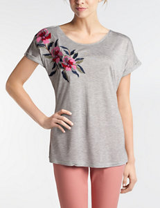 a01b5e3c7 Hannah Heather Grey Tees   Tanks