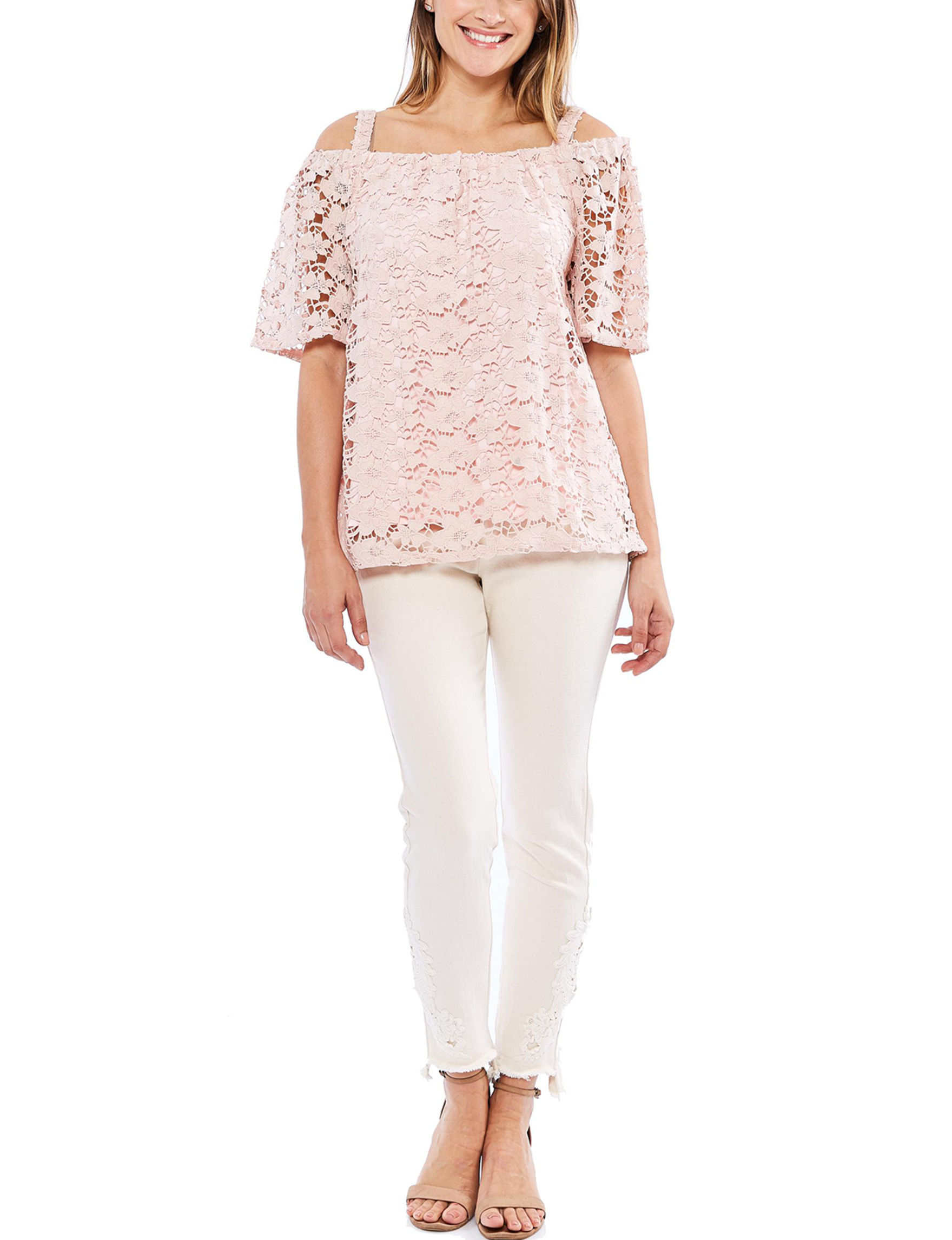 Skyes The Limit Pink Shirts & Blouses