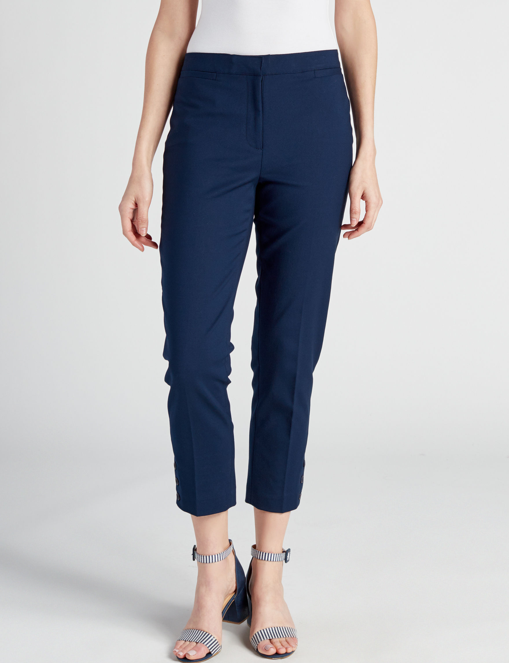 Ruby Road Navy Straight