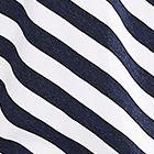 Navy / White