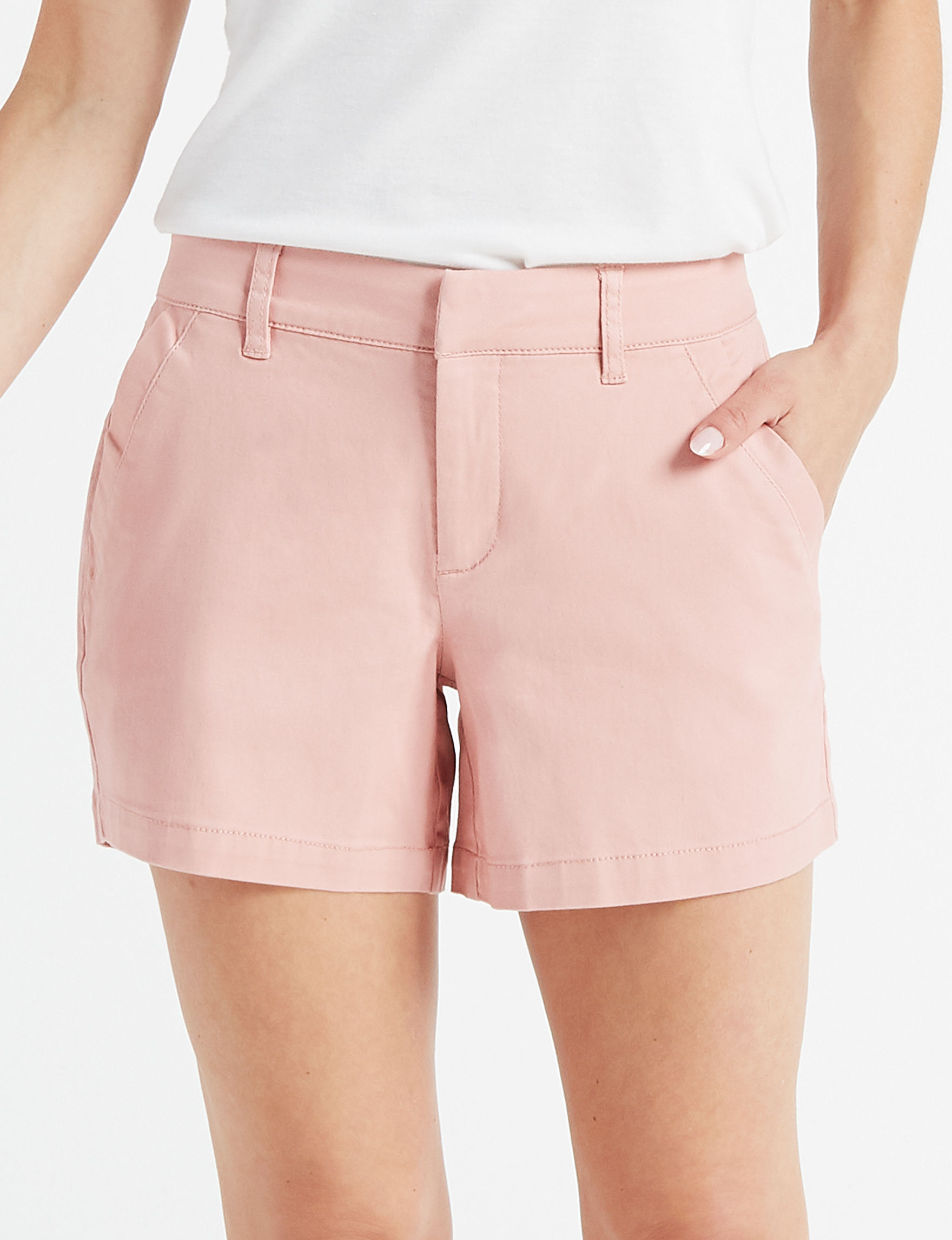 Hannah Rose Tailored Shorts