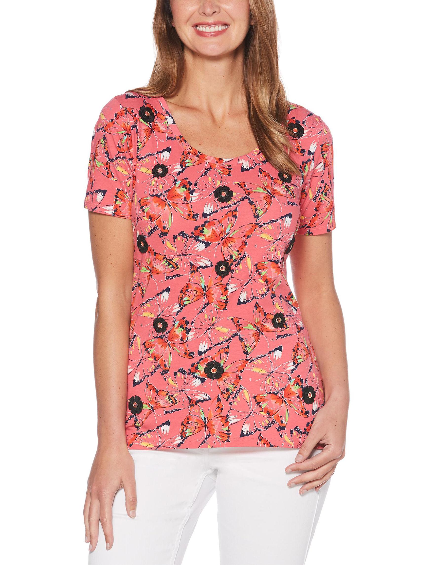 Rafaella Pink Shirts & Blouses