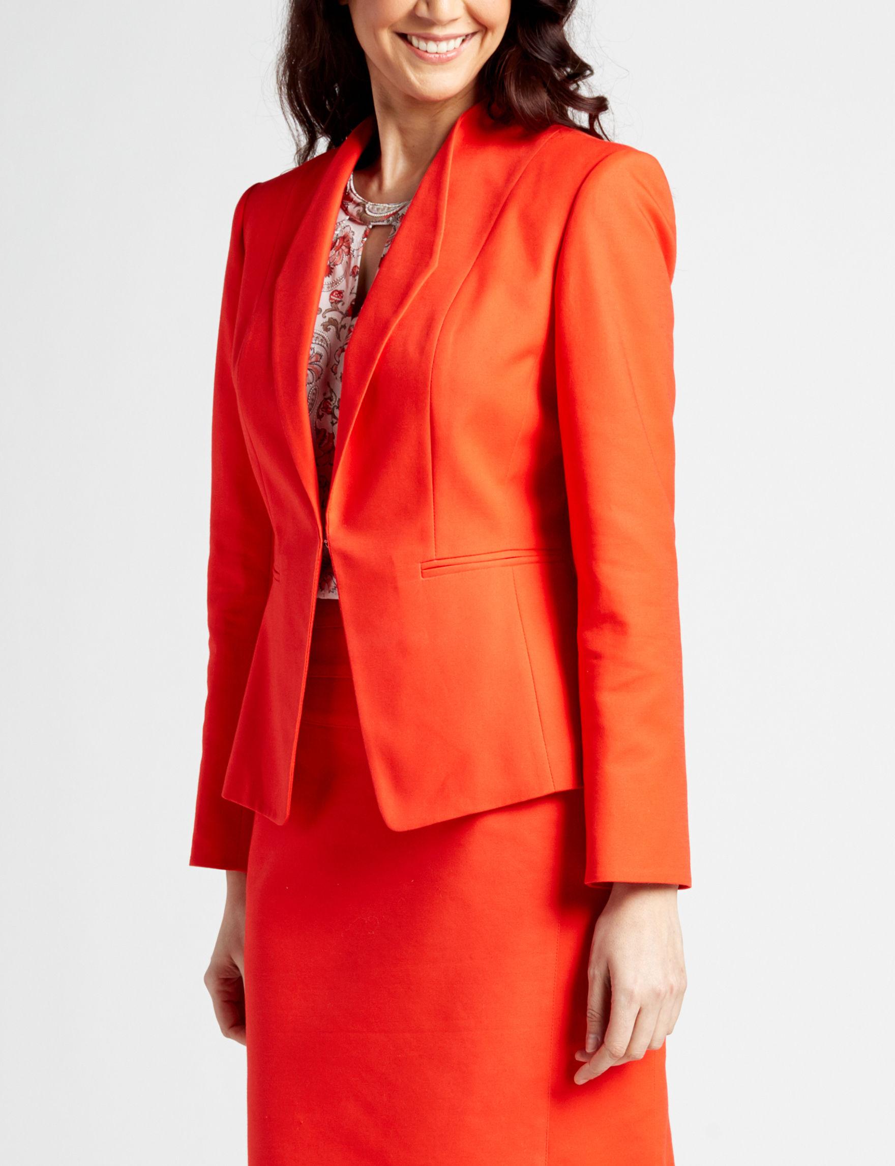 JM Studio Coral Lightweight Jackets & Blazers