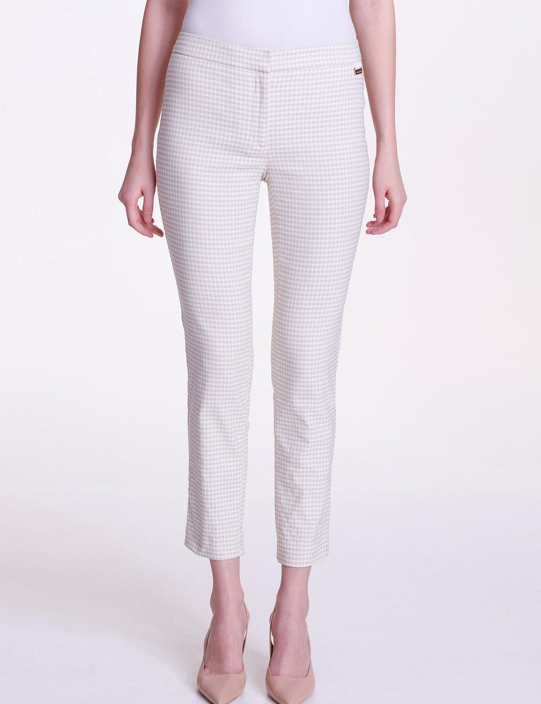 Calvin Klein Beige Soft Pants