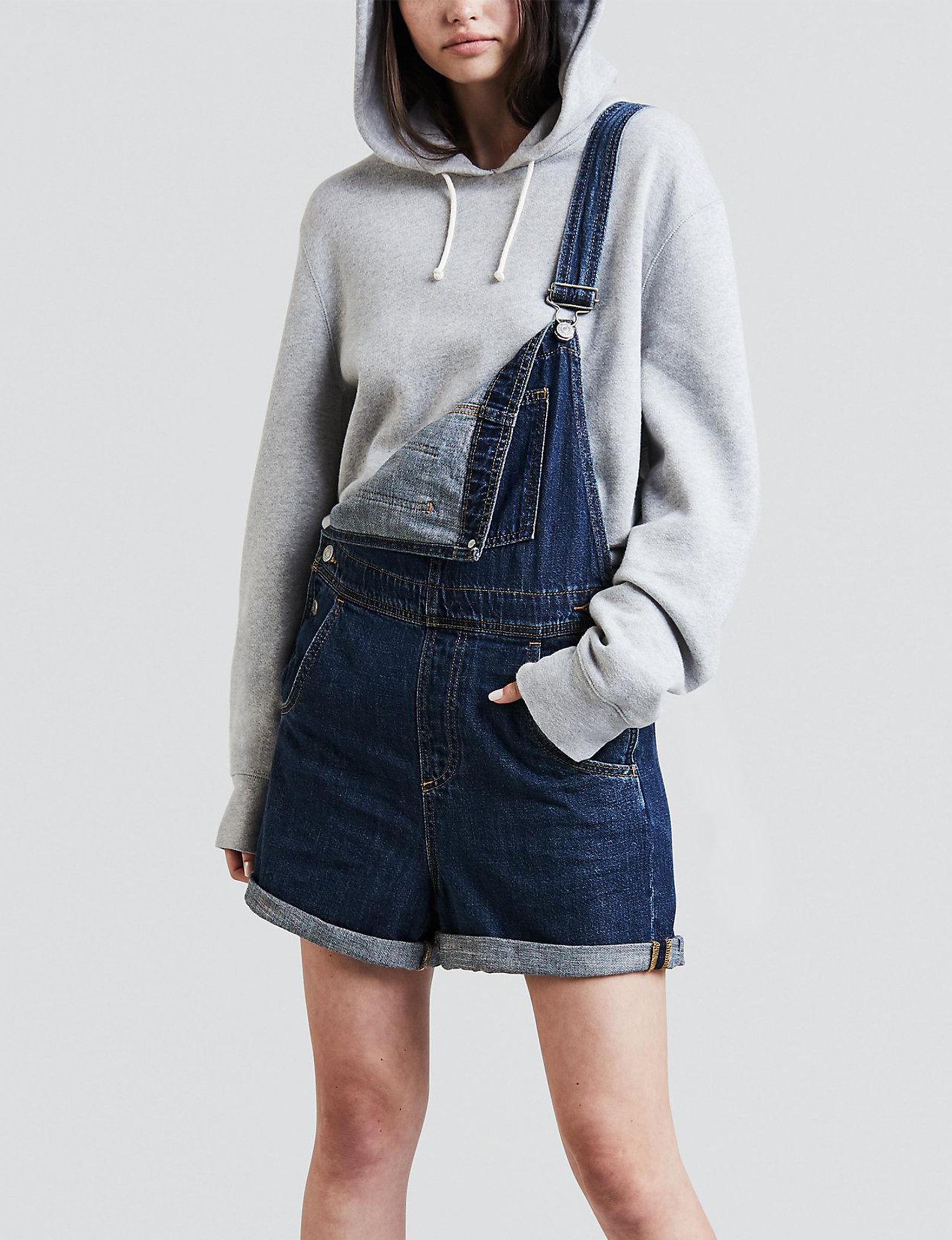 Levi's Denim Denim Shorts