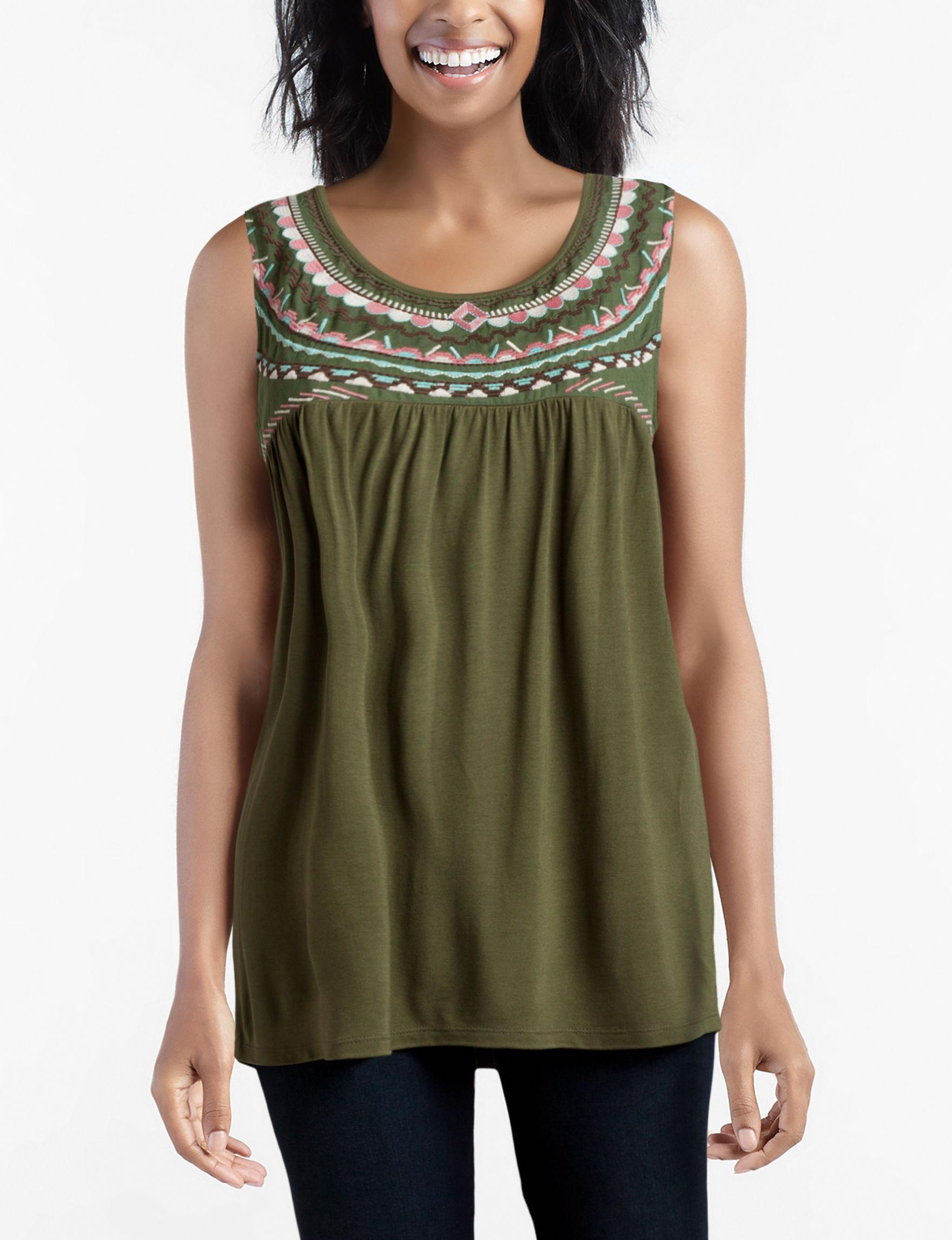 Hannah Green Shirts & Blouses