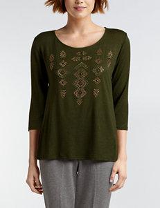 0de1ac9947c Rebecca Malone Olive Shirts   Blouses