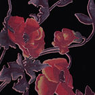 Black Floral