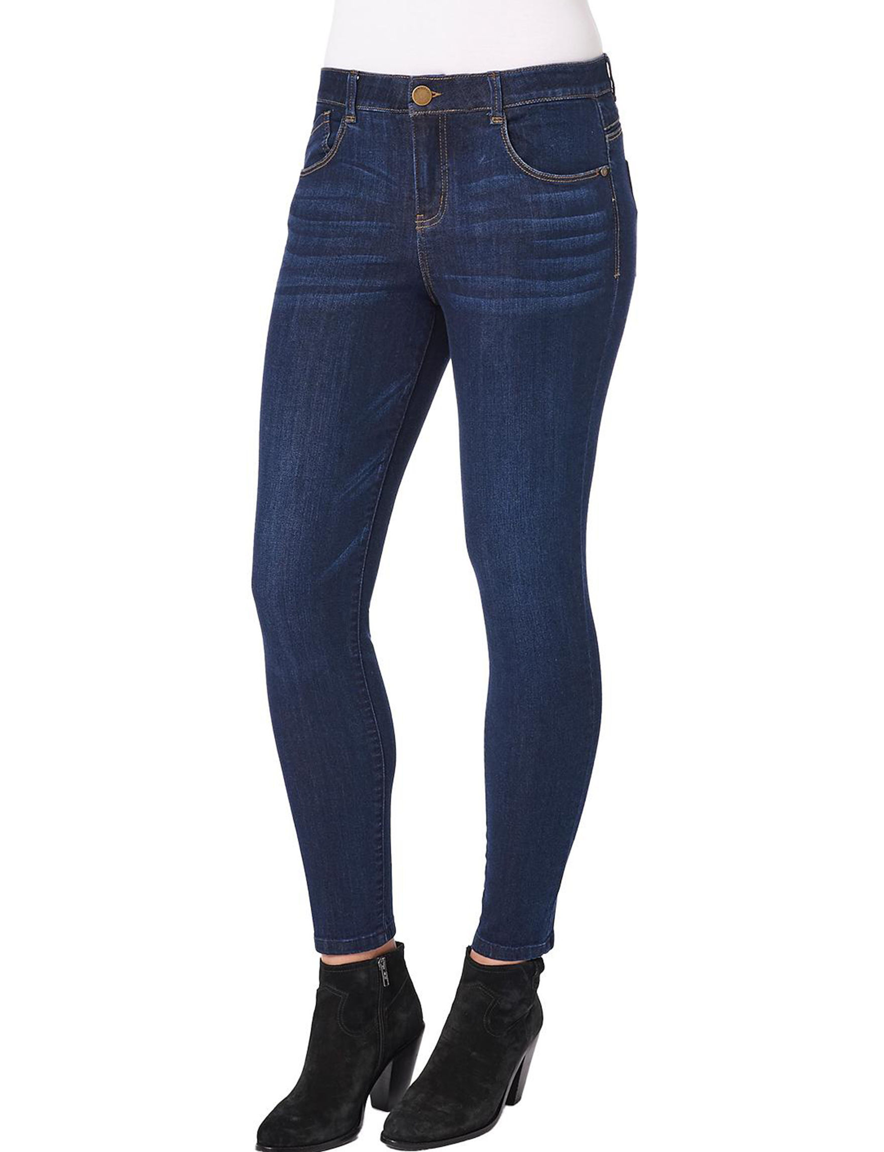 Democracy Blue Skinny