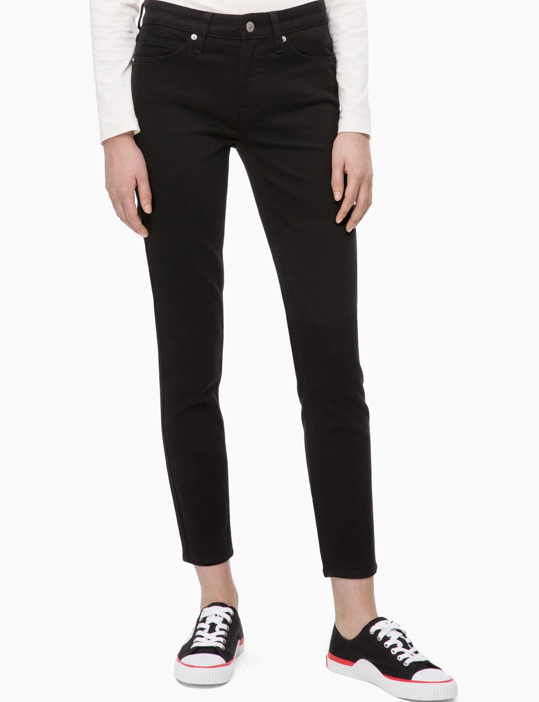 Calvin Klein Jeans Black Skinny