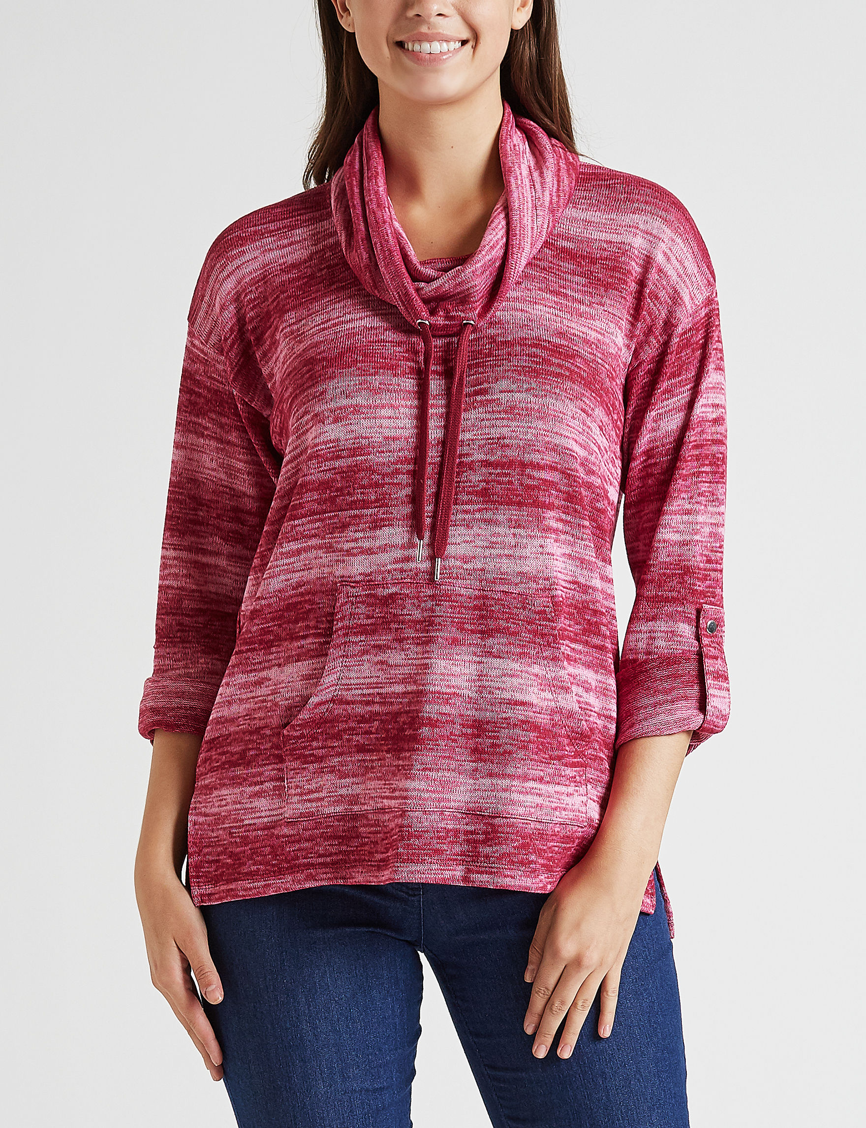 Ruby Road Berry Shirts & Blouses