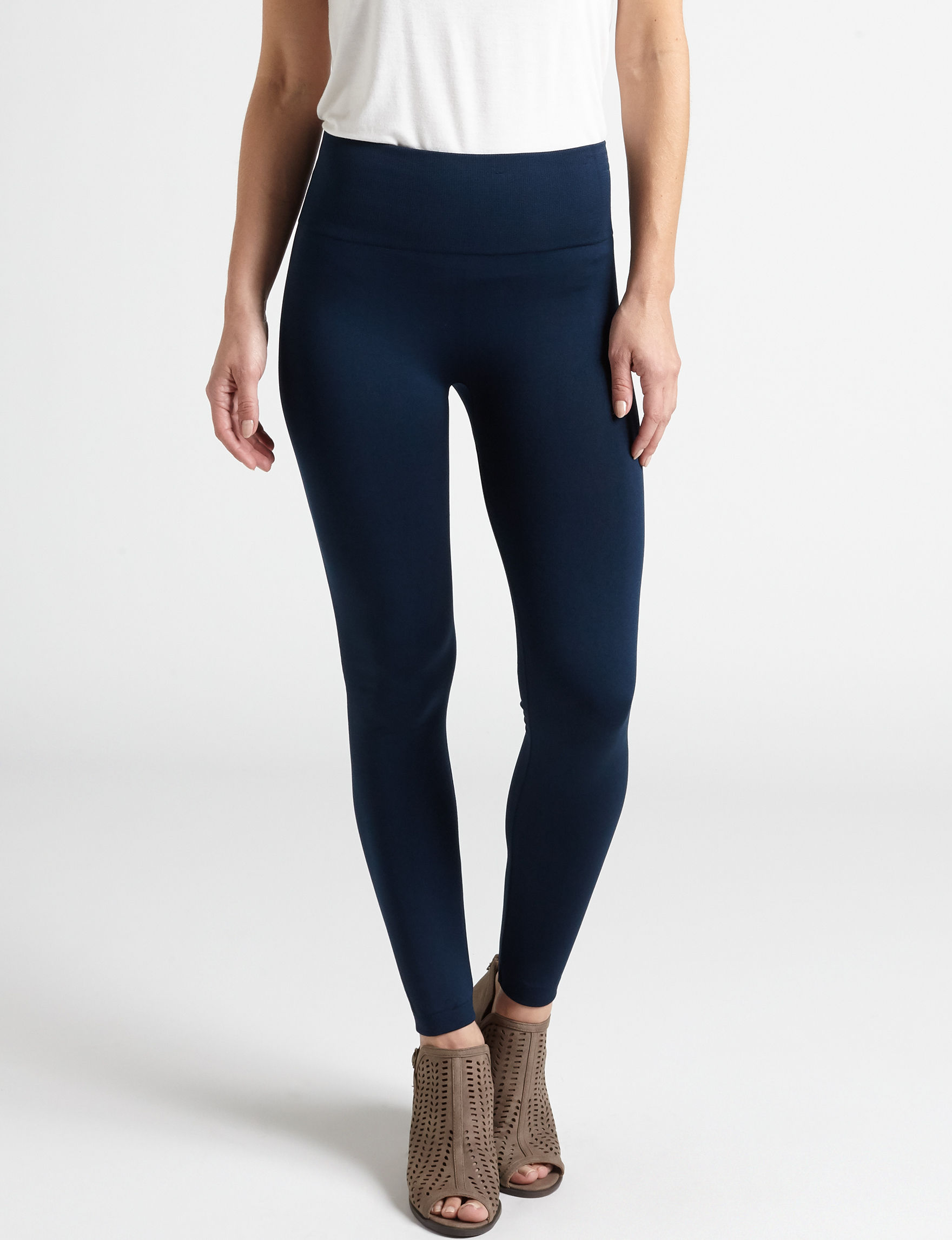 One 5 One Navy Leggings
