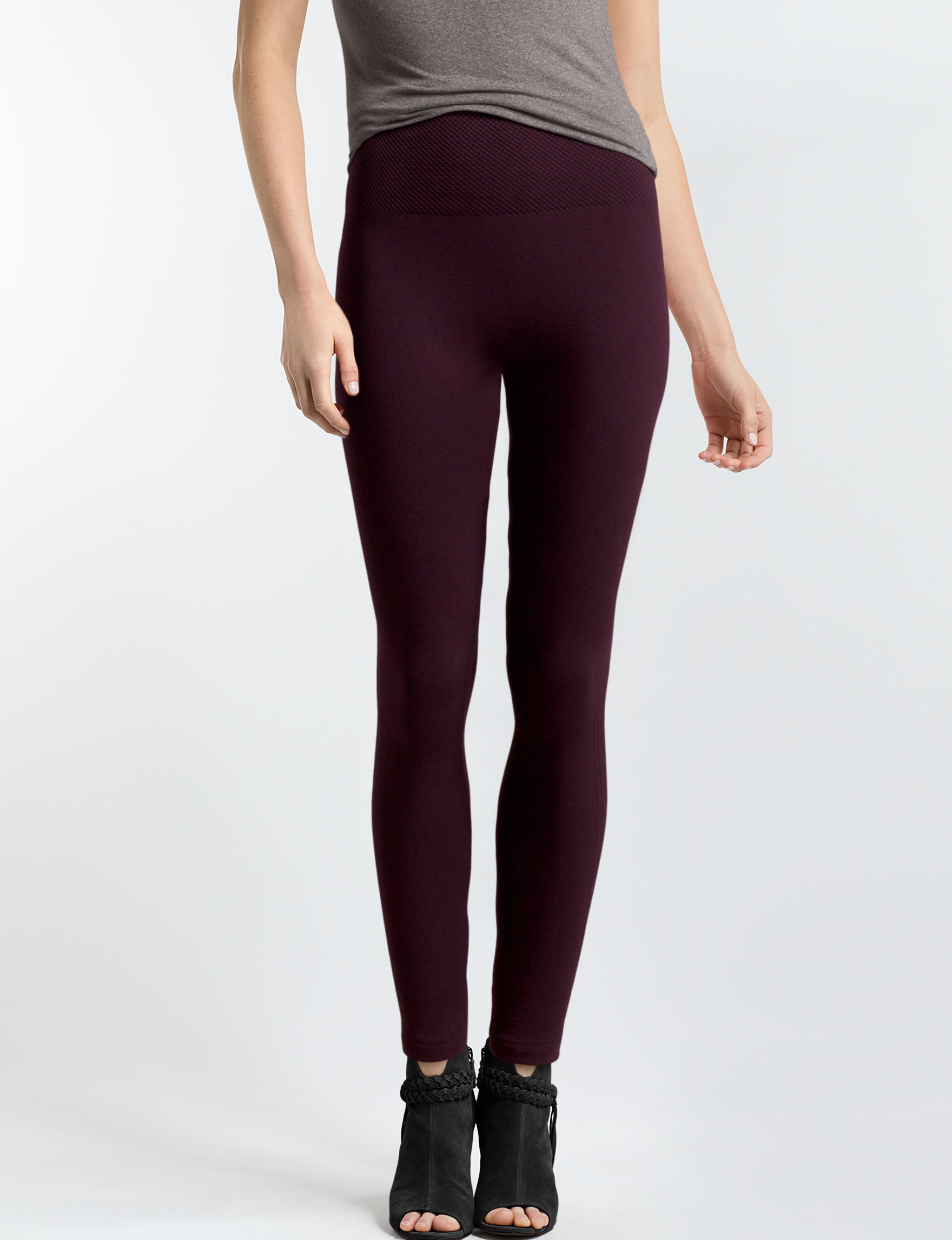 One 5 One Plum Leggings