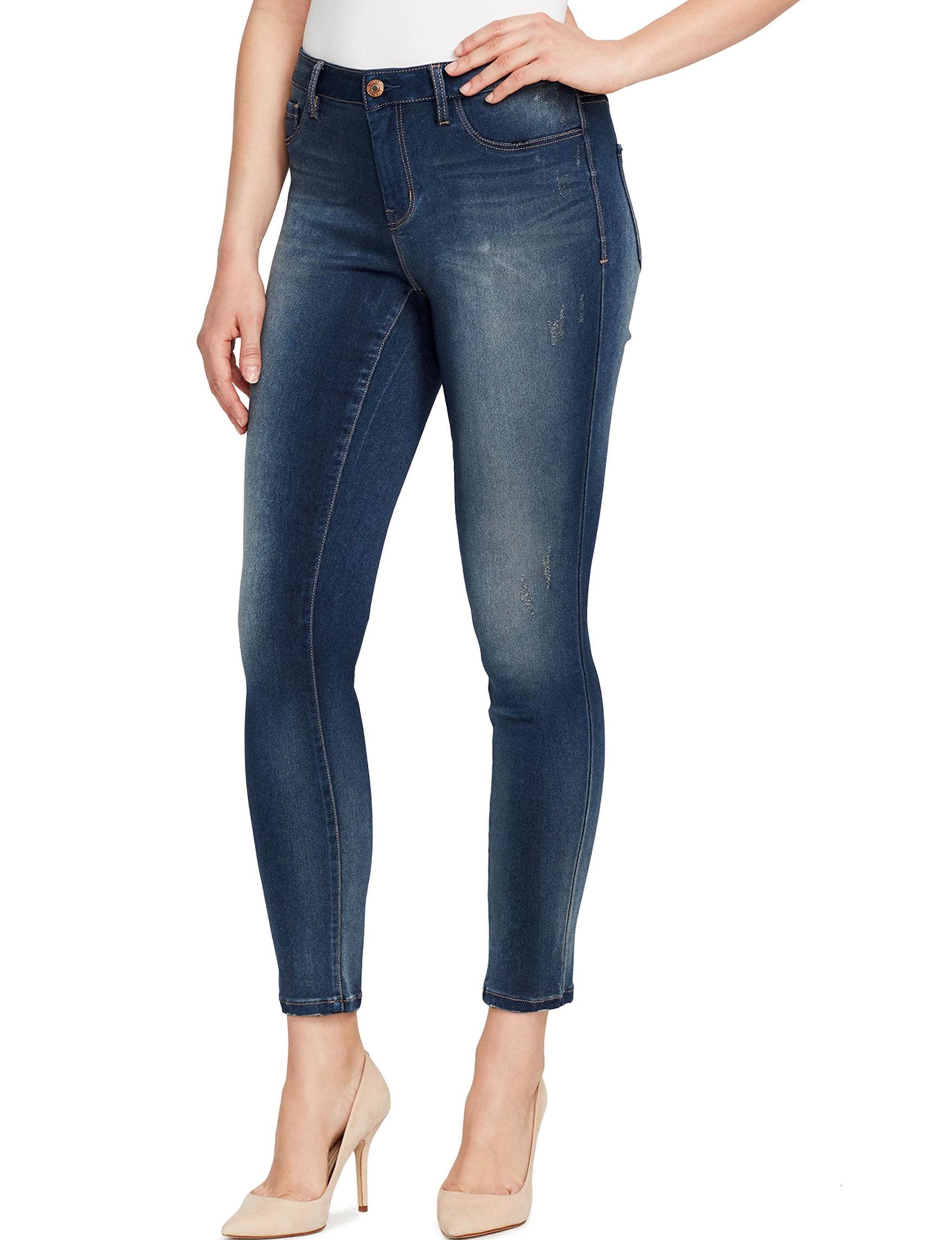 Nine West Jeans Blue Jeggings