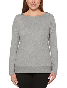 c206eee860 Doorbuster Rafaella Grey Shirts   Blouses