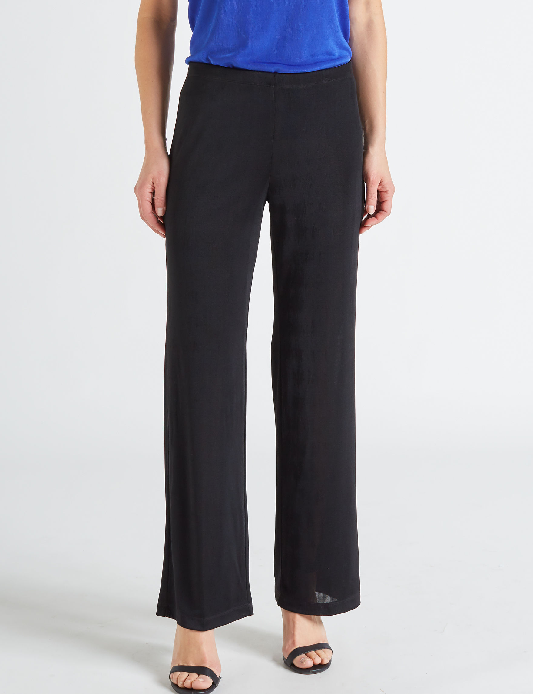 Ruby Road Black Soft Pants