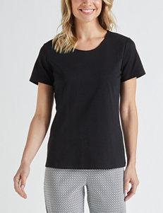 f38201461ef Rebecca Malone Black Shirts   Blouses Tees   Tanks