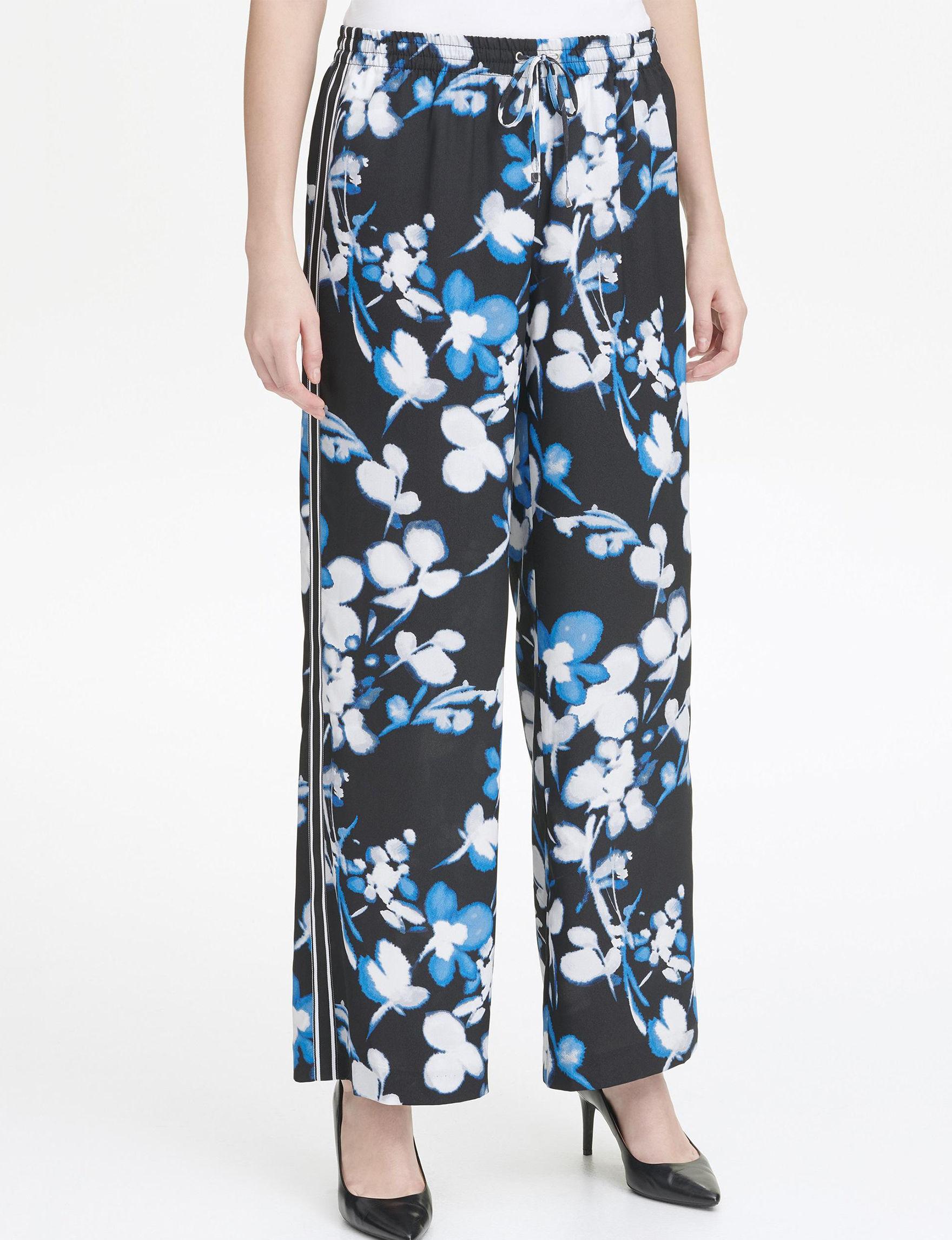 Calvin Klein Black Floral
