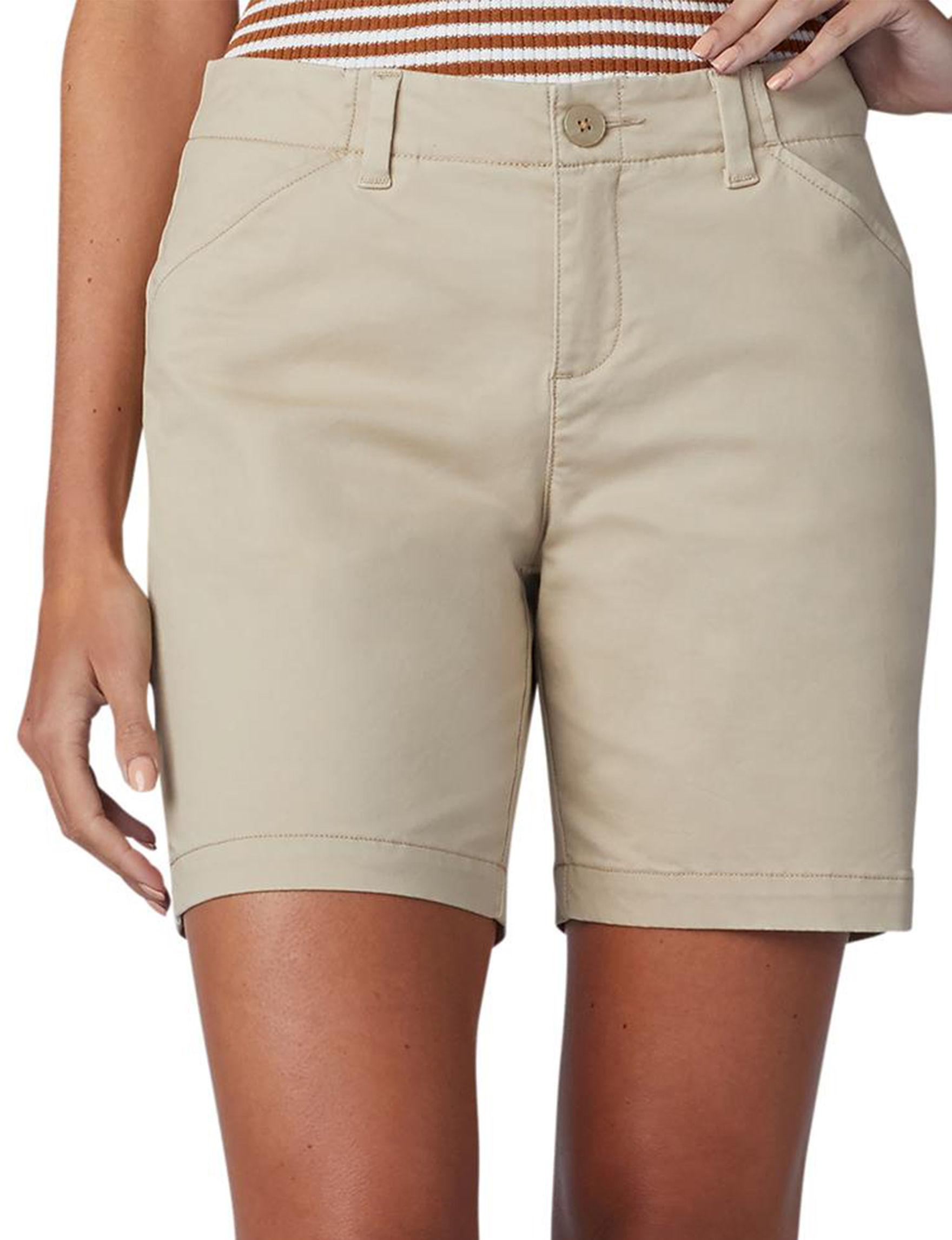 Lee Safari Tailored Shorts