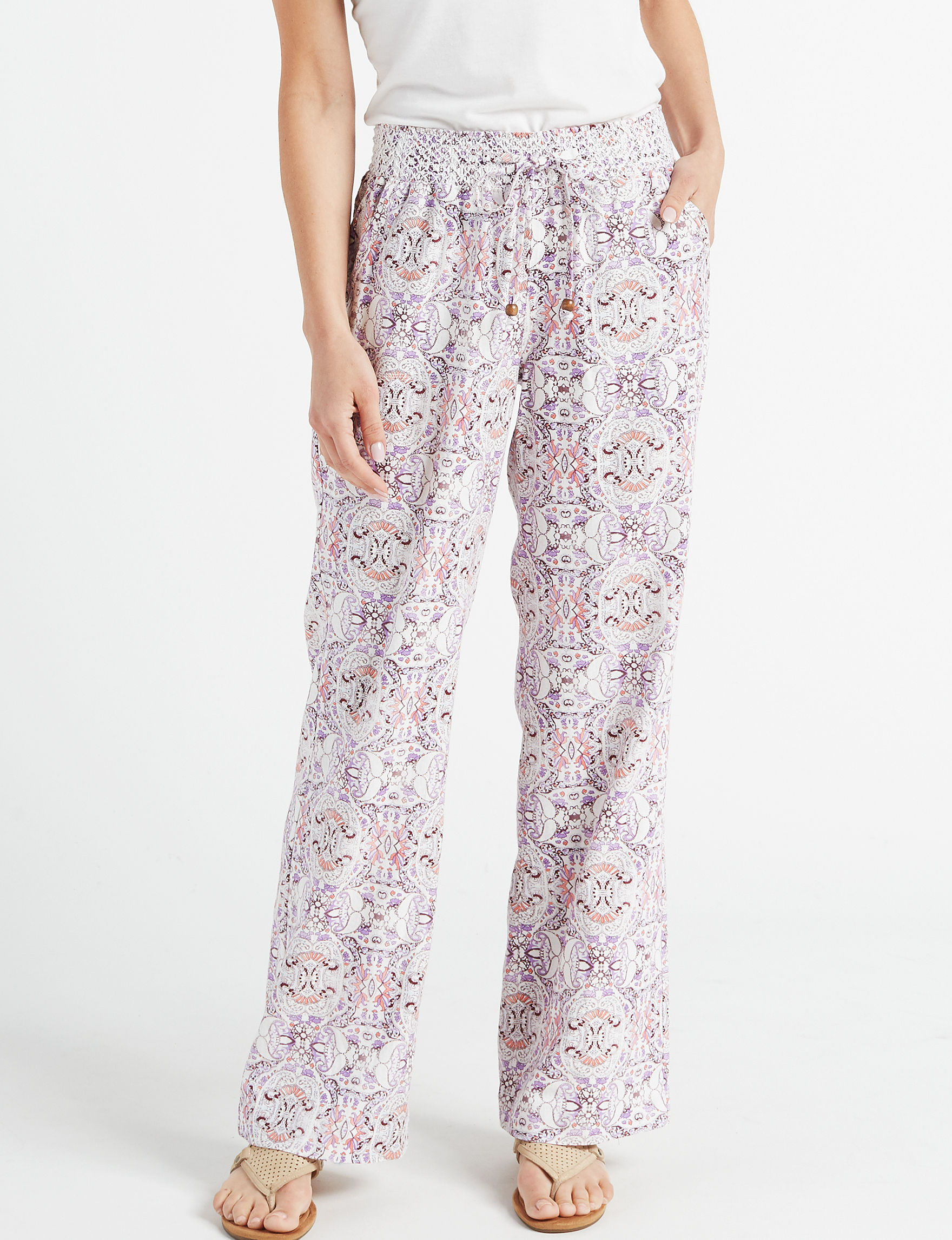 Sound Style Rose Soft Pants
