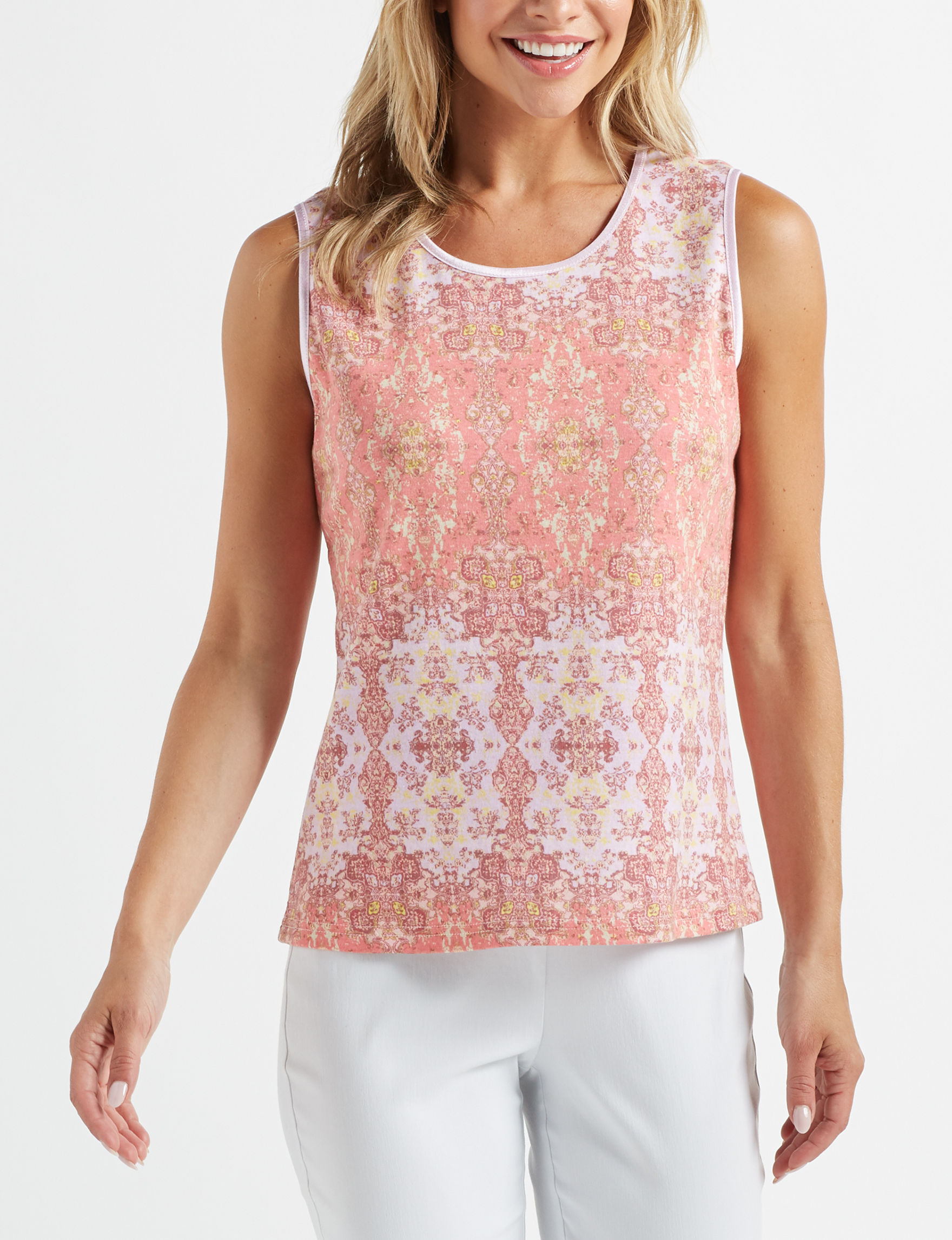 Rebecca Malone Rose Camisoles & Tanks Shirts & Blouses Tees & Tanks
