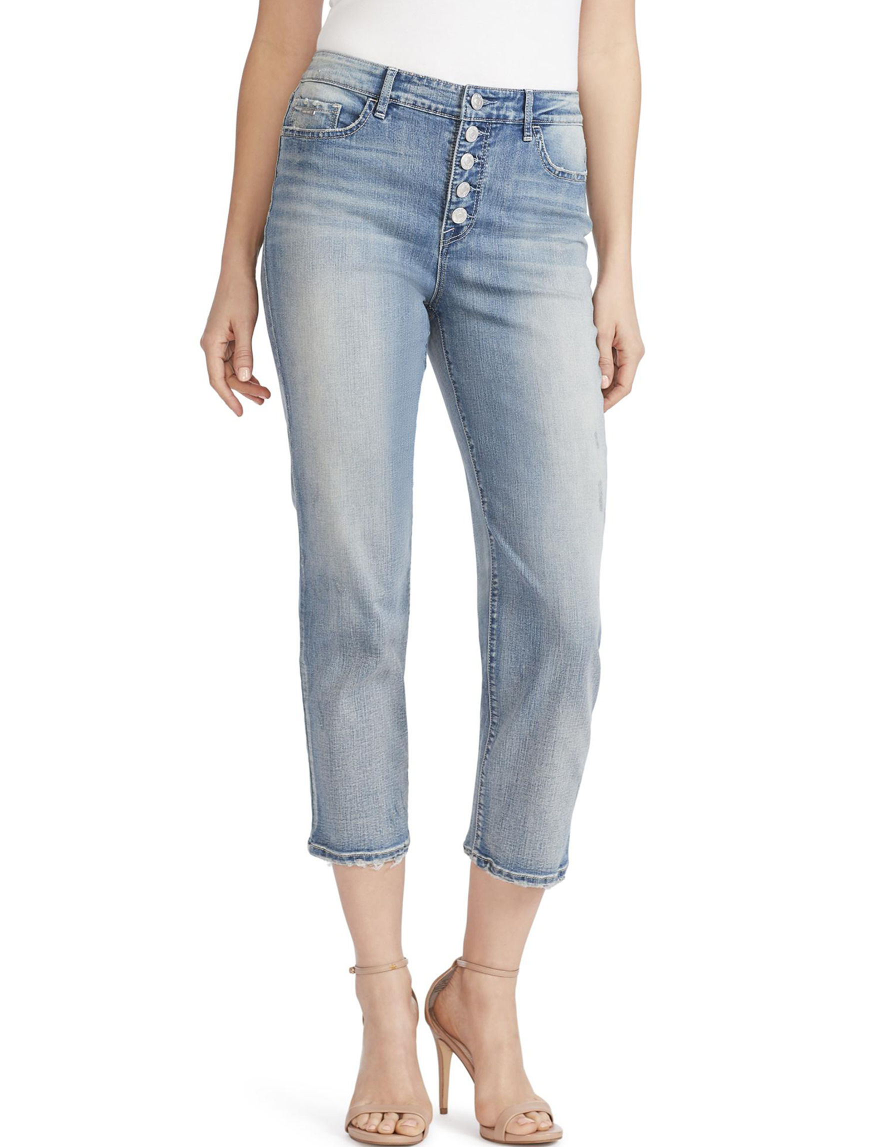 Nine West Mirage Capris & Crops Straight