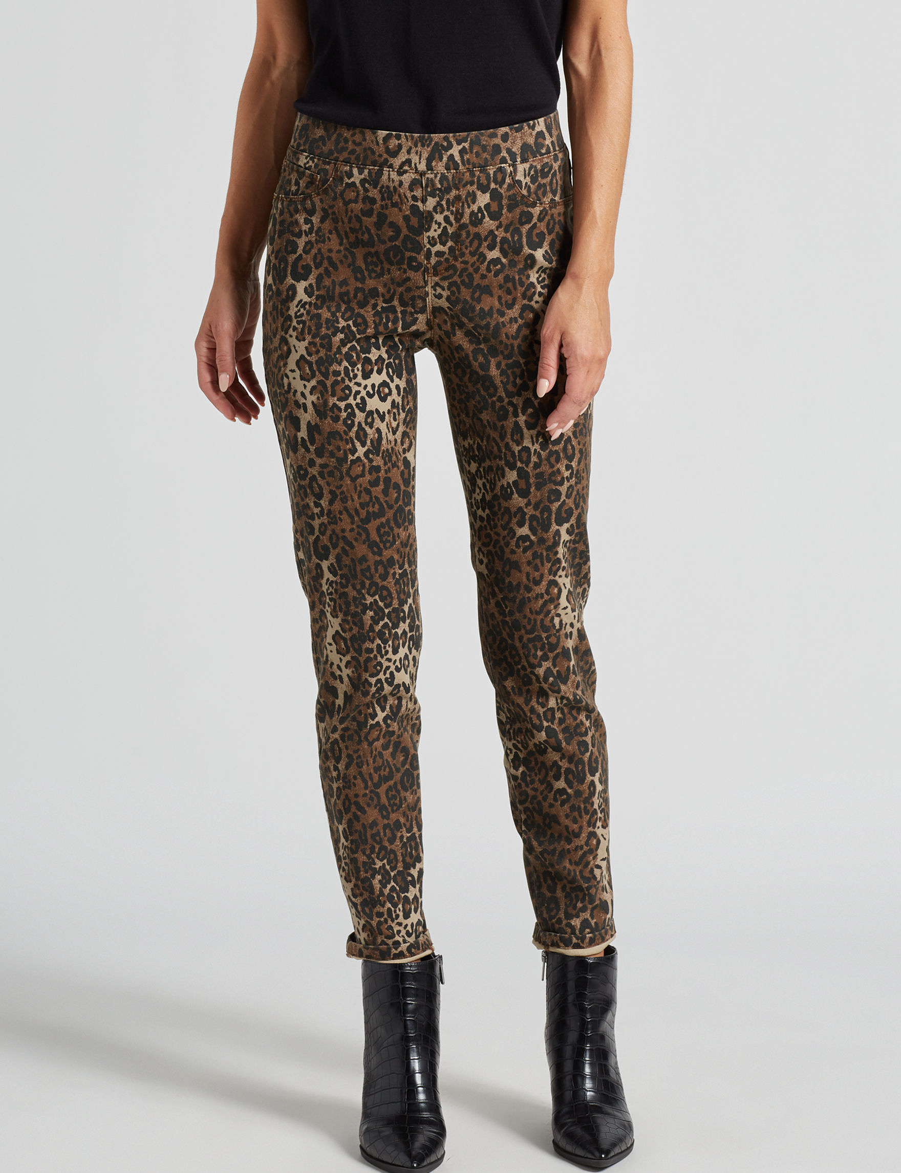 Sound Style Leopard Leggings