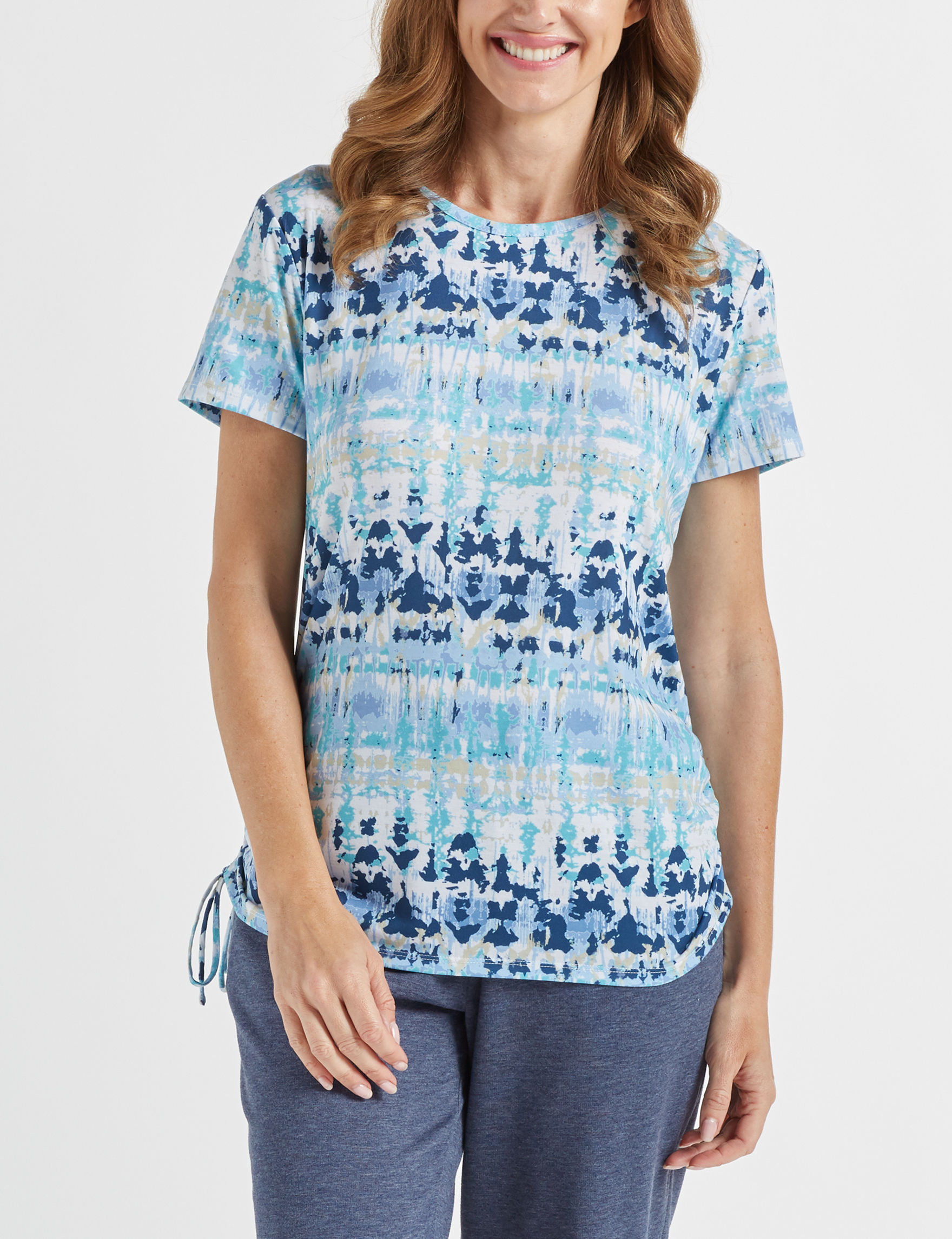 Onyx Navy Shirts & Blouses