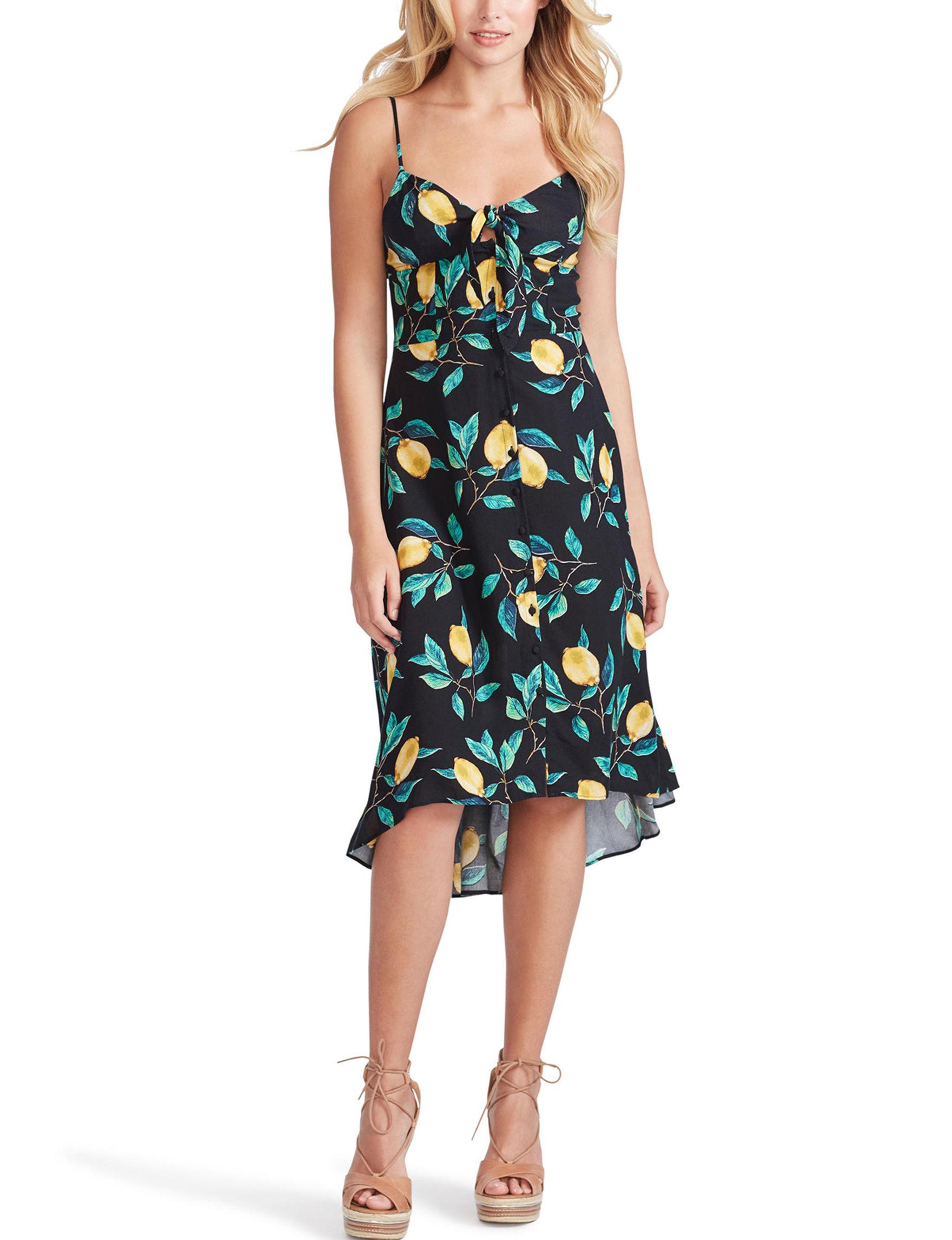 Jessica Simpson Black Everyday & Casual Sundresses