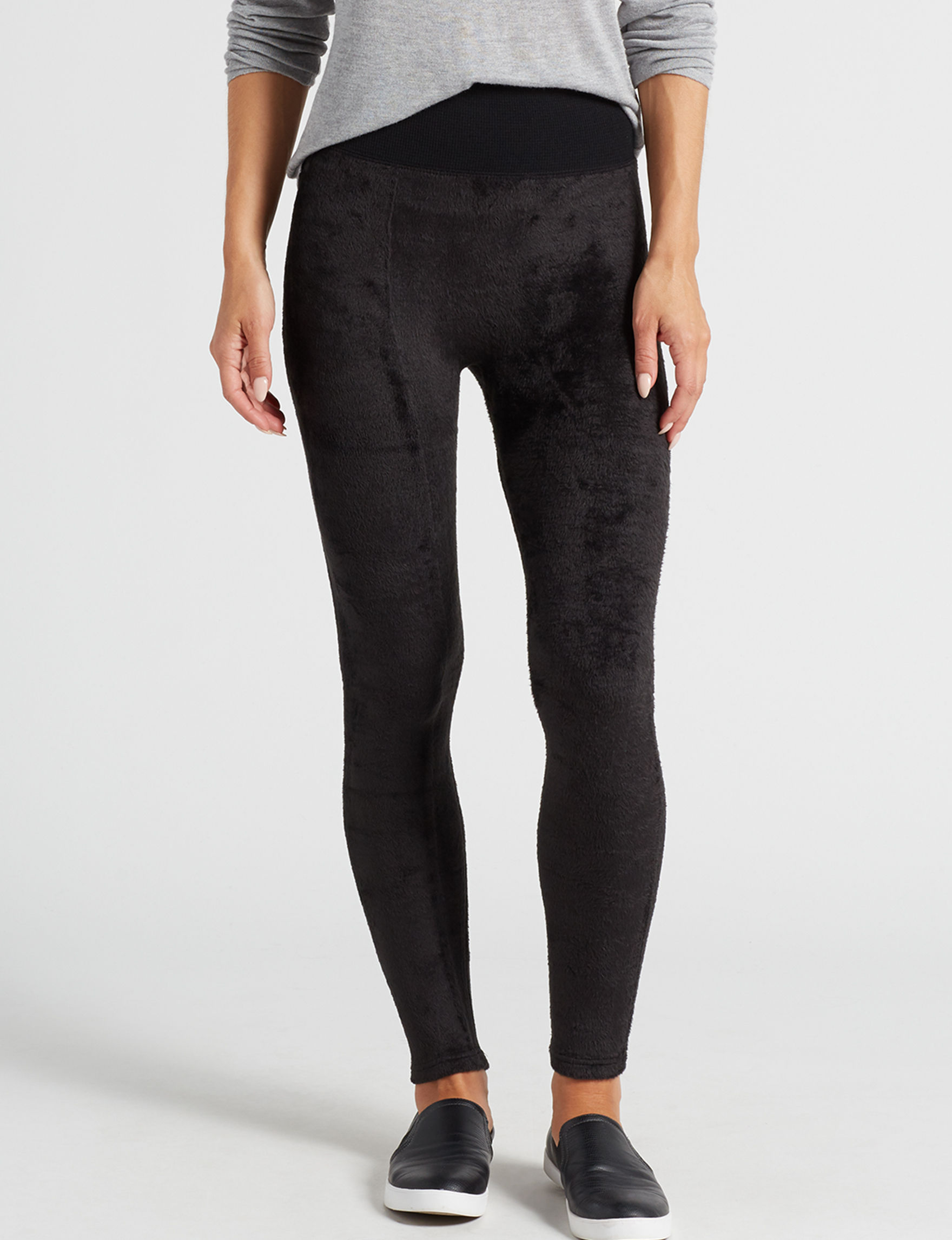 One 5 One Black Leggings