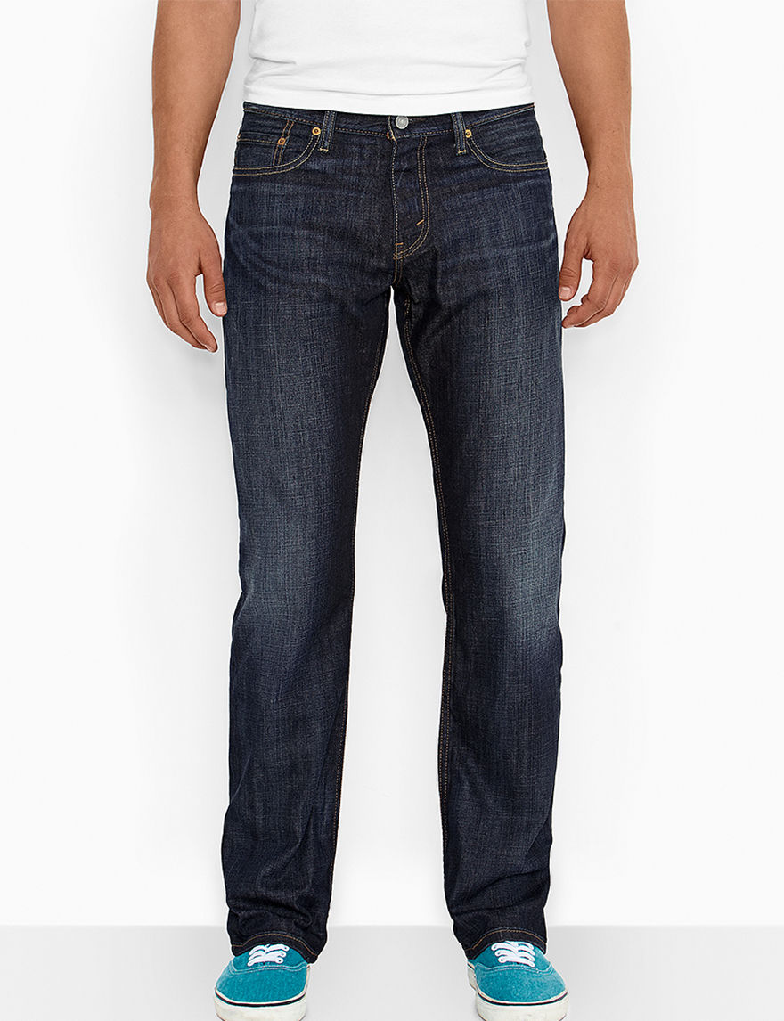 Levi's Shoestring Straight