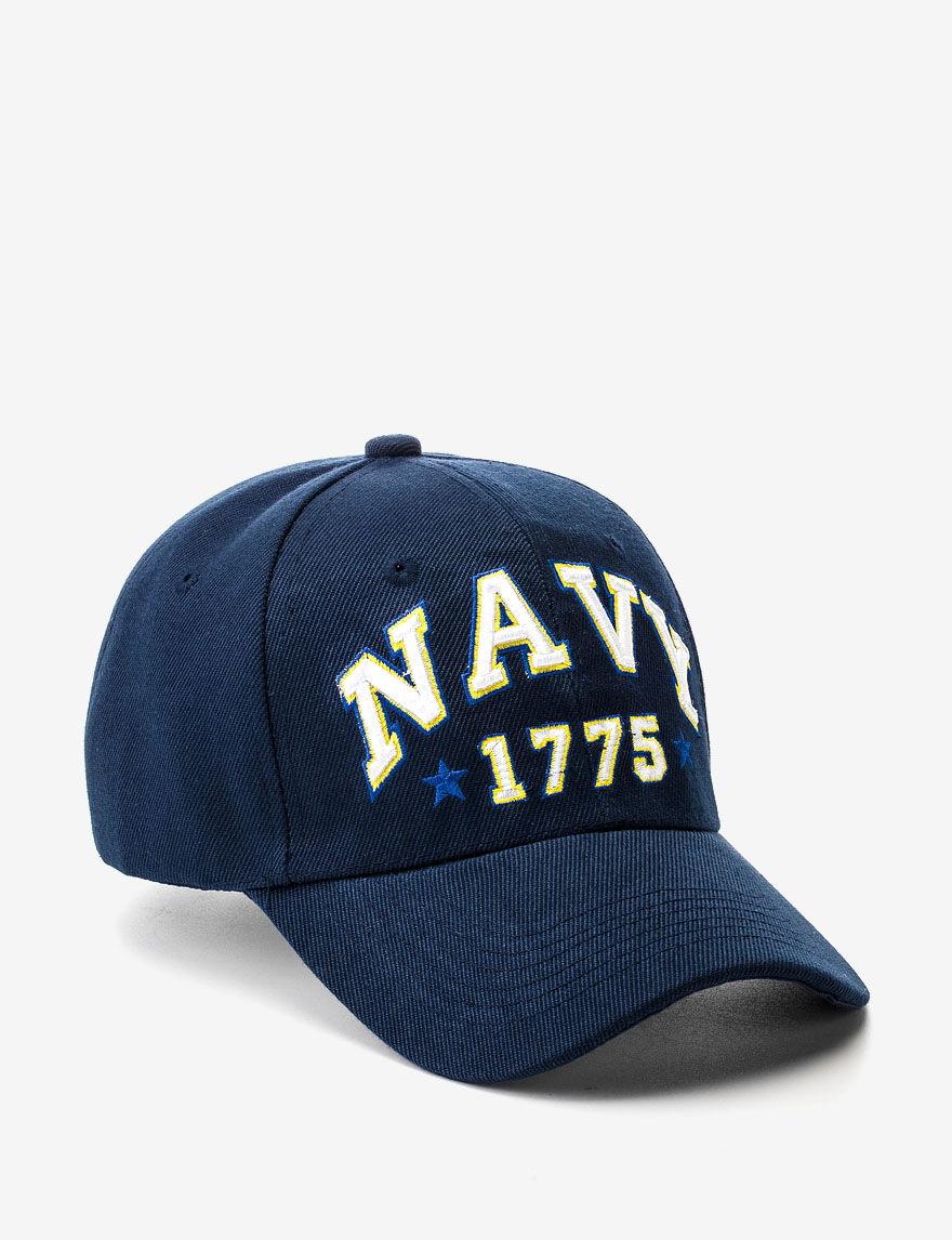 Licensed Navy Hats & Headwear