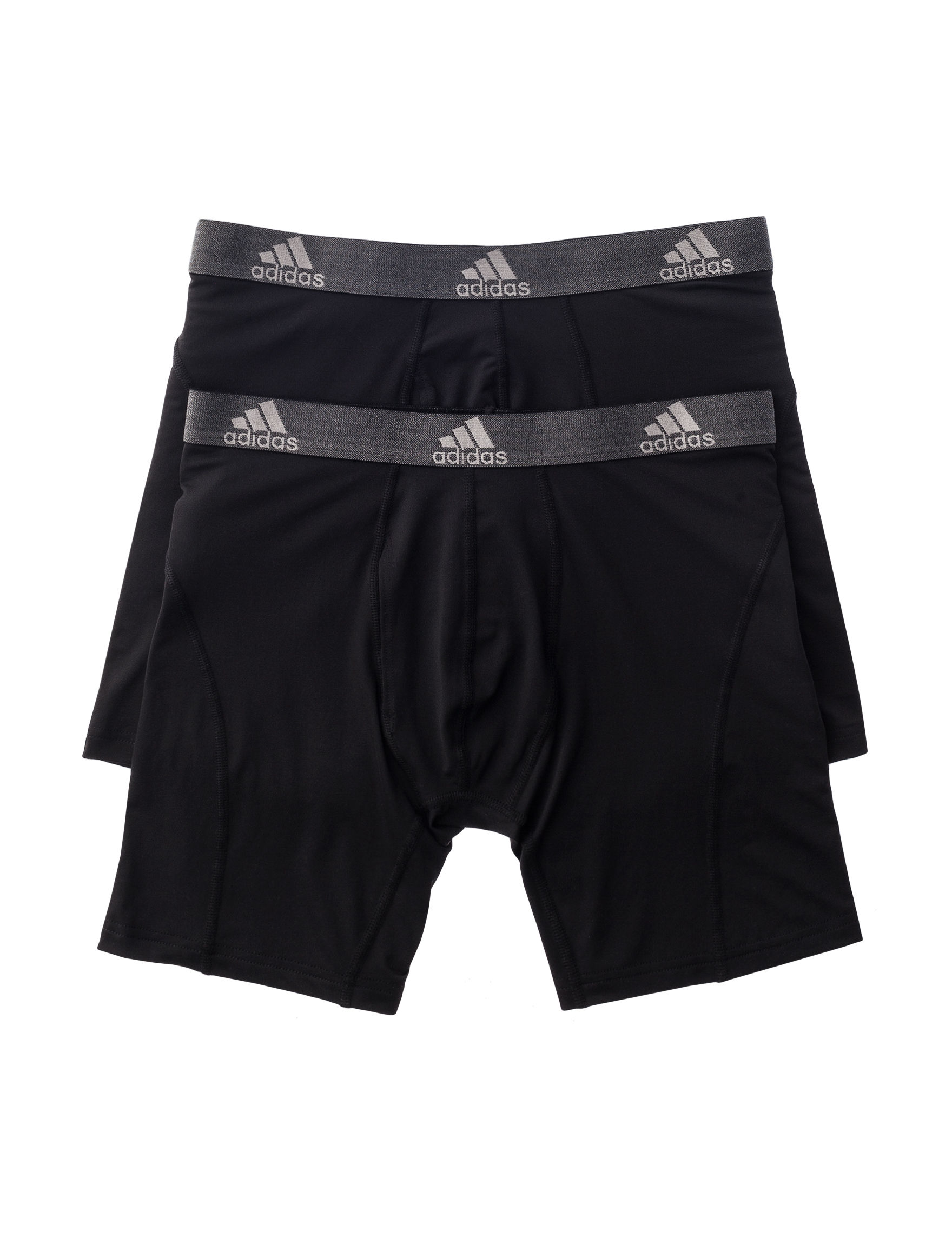 Adidas Blue Boxer Briefs