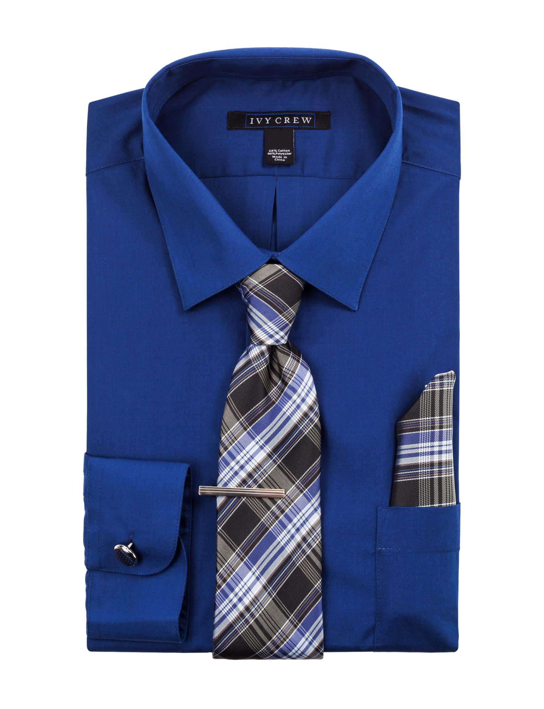 Ivy Crew Estate Blue Dress Shirts