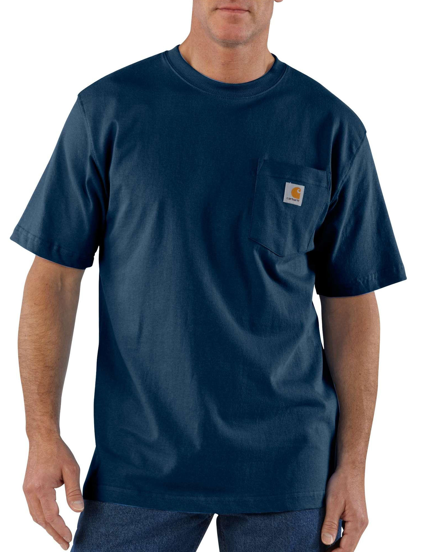 Carhartt Navy Tees & Tanks