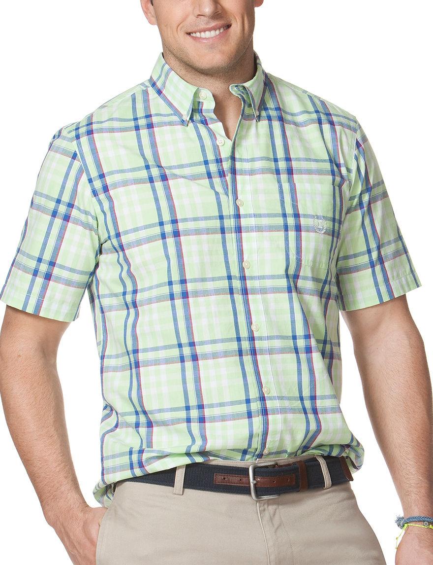 Chaps Citrus Casual Button Down Shirts