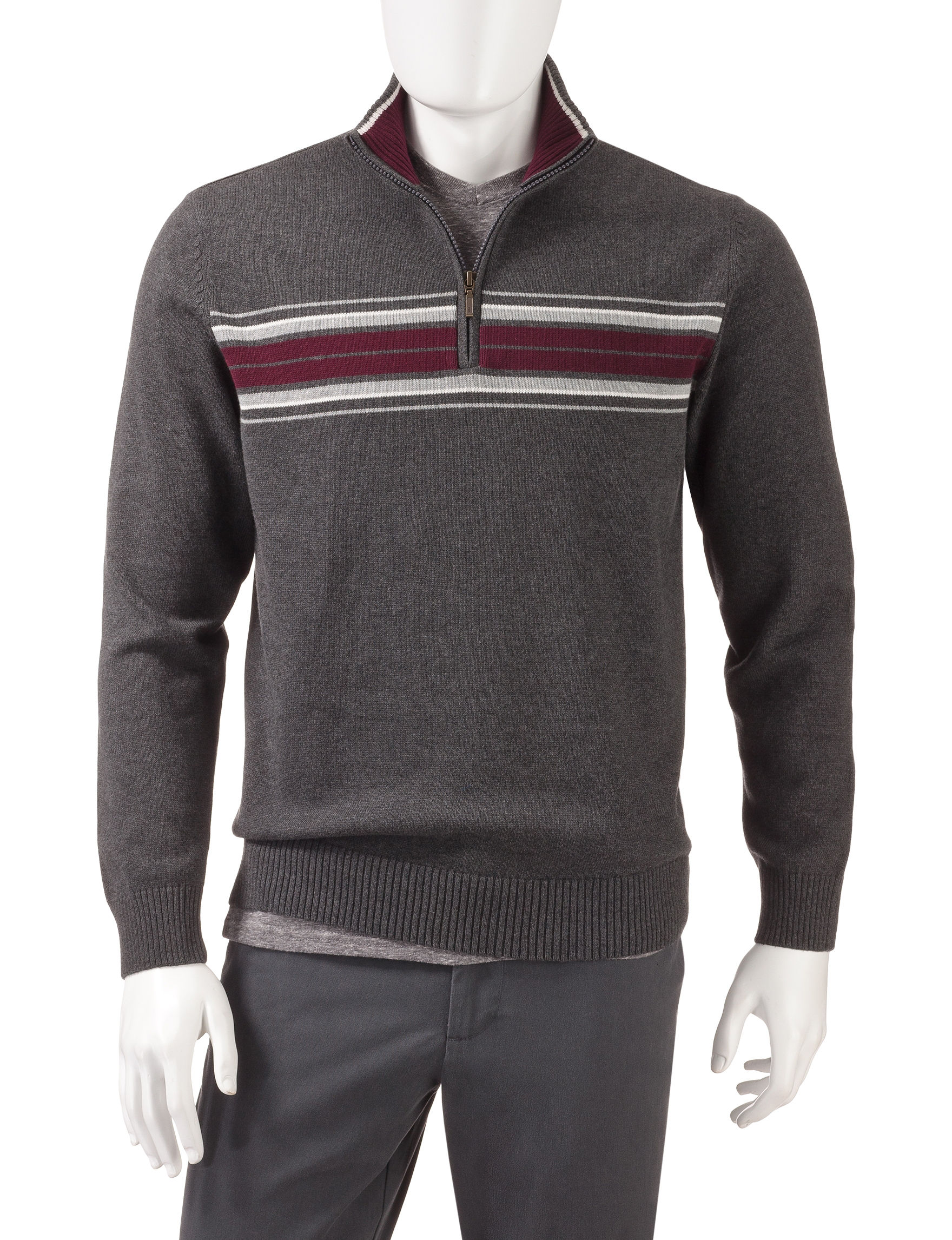 Sun River Grey Pull-overs