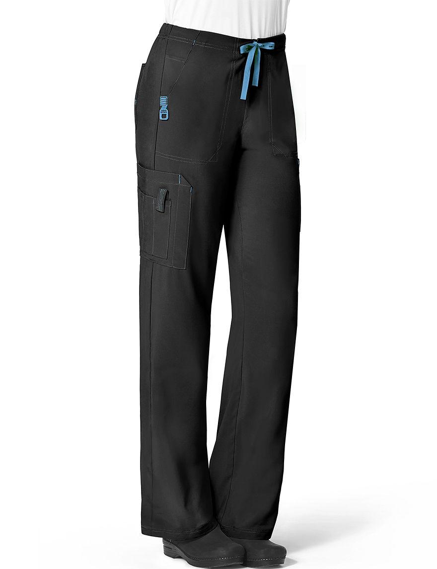 Carhartt Women's Bootcut Cargo Pants - Black - XS - Carhartt