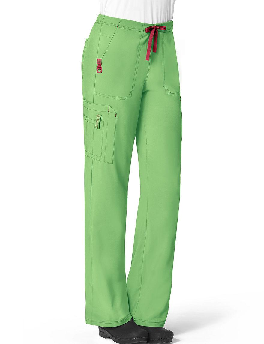 Carhartt Women's Bootcut Cargo Pants - Green - L - Carhartt
