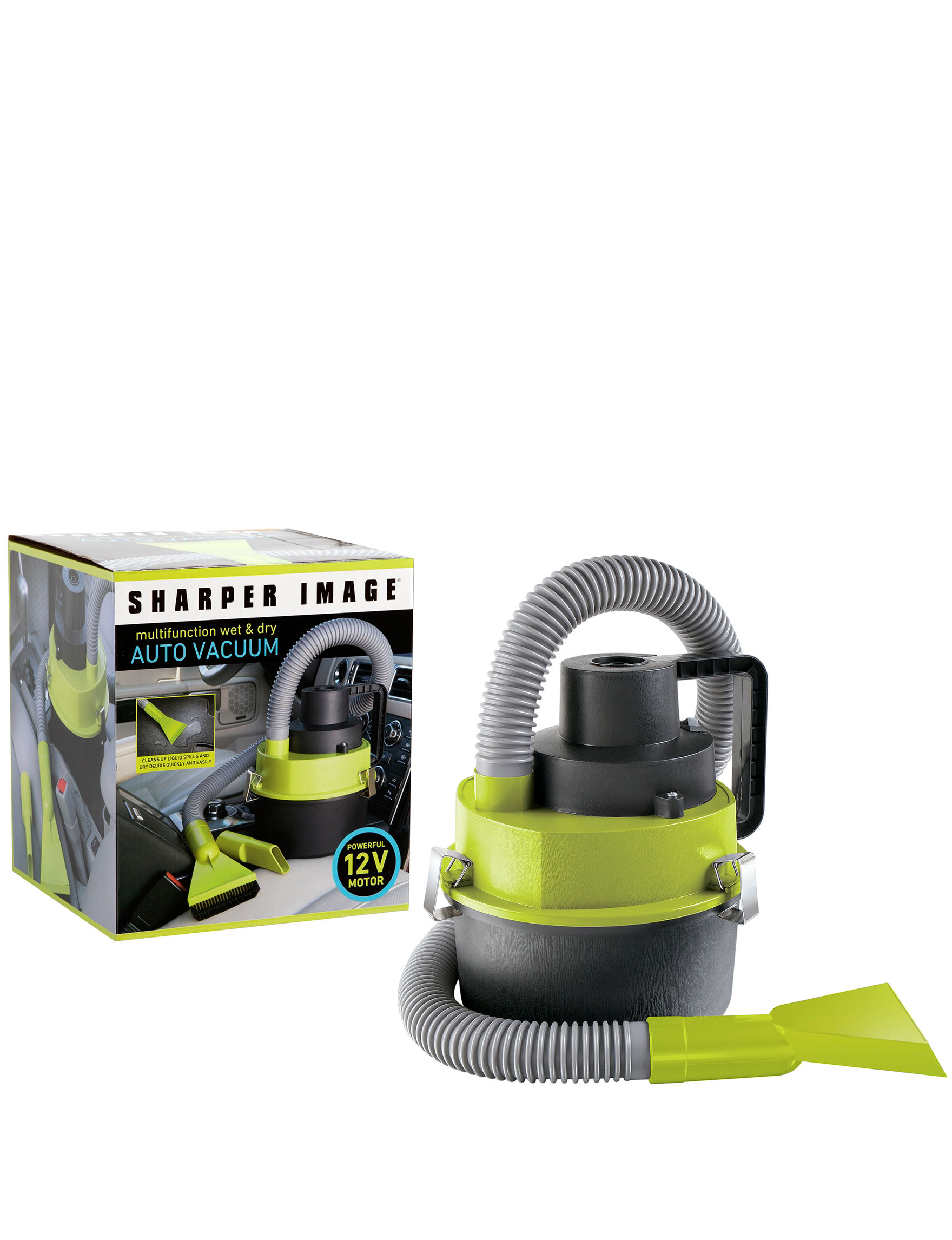 Sharper Image Green Automotive Care