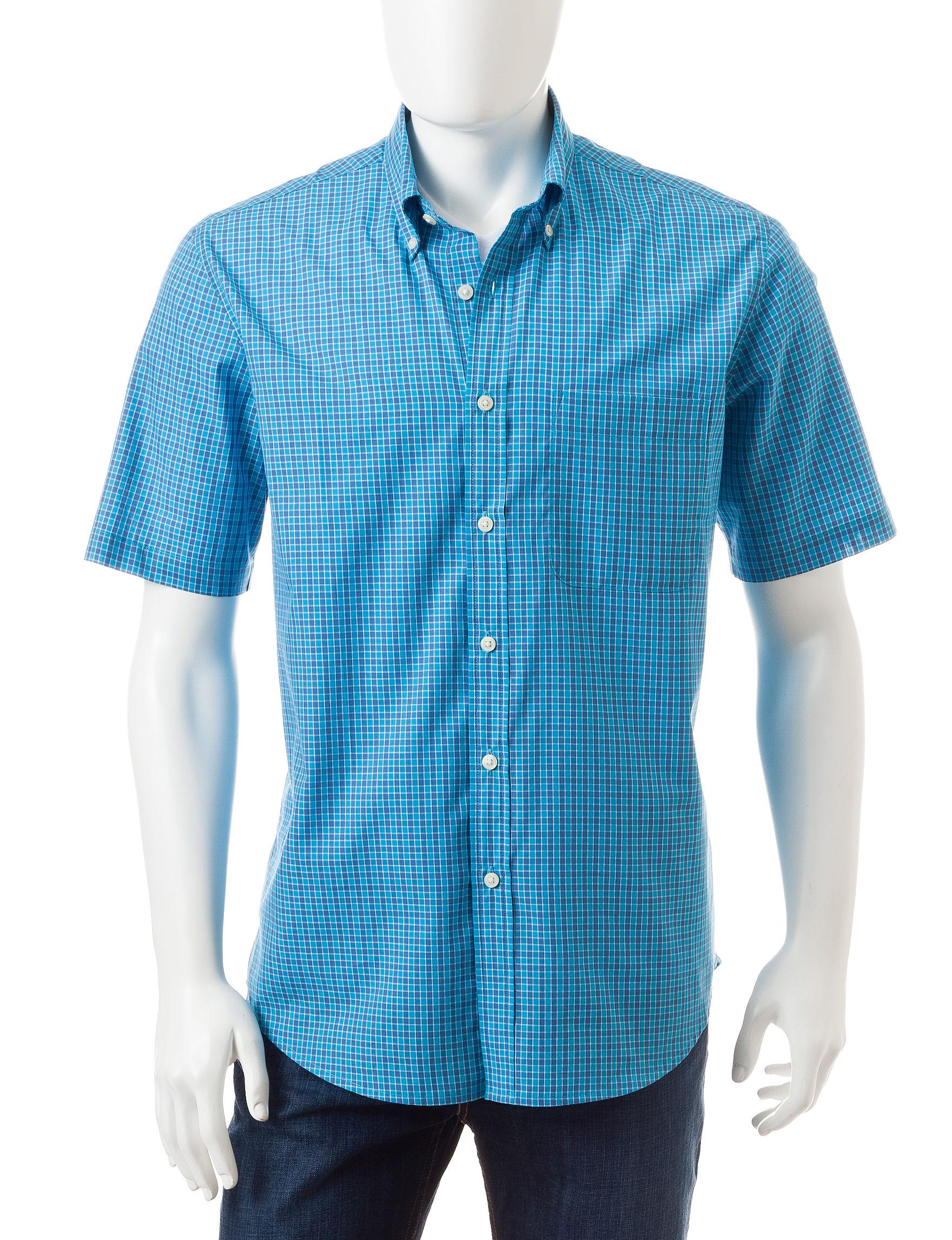 Sun River Delft Casual Button Down Shirts