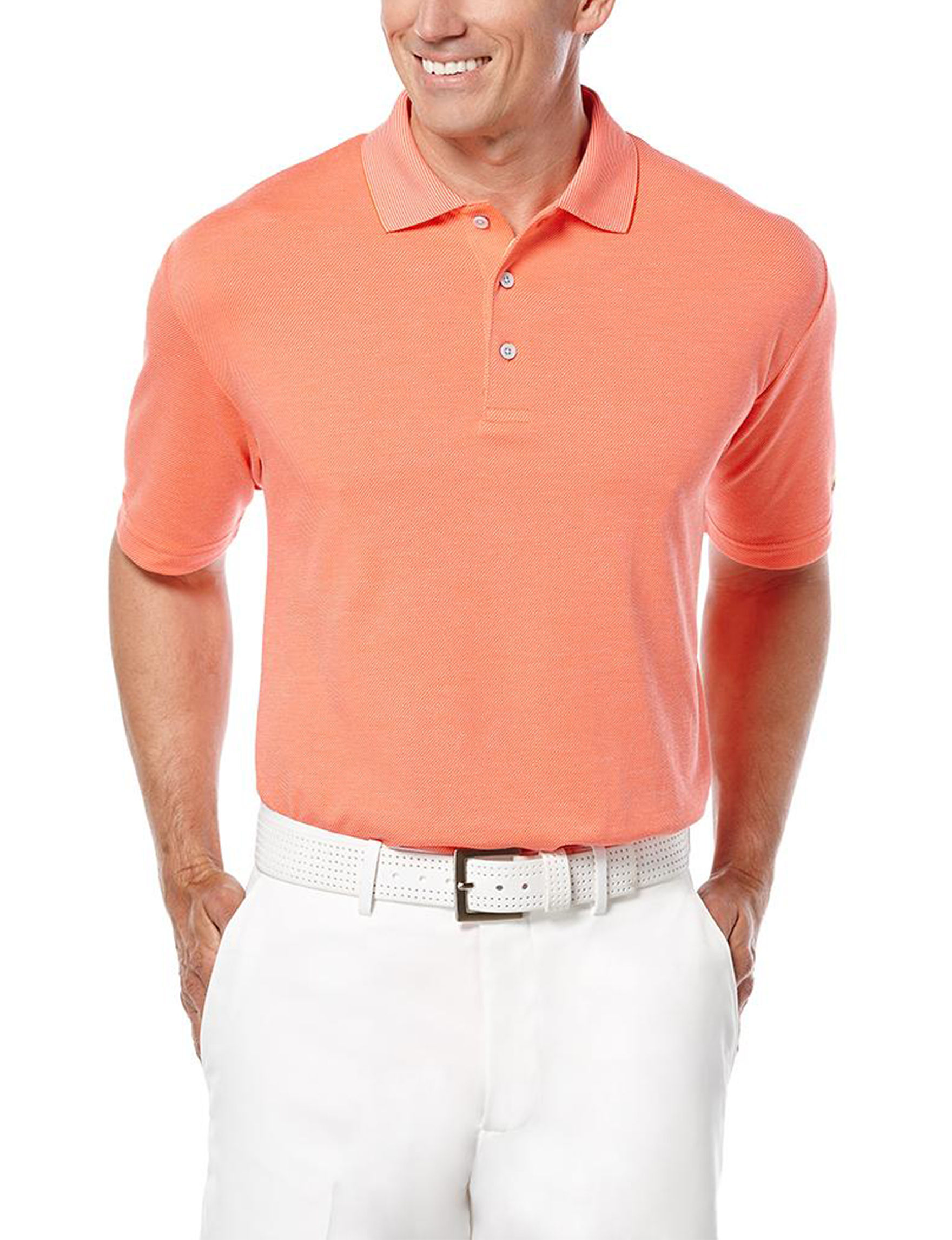 Jack Nicklaus Coral Polos