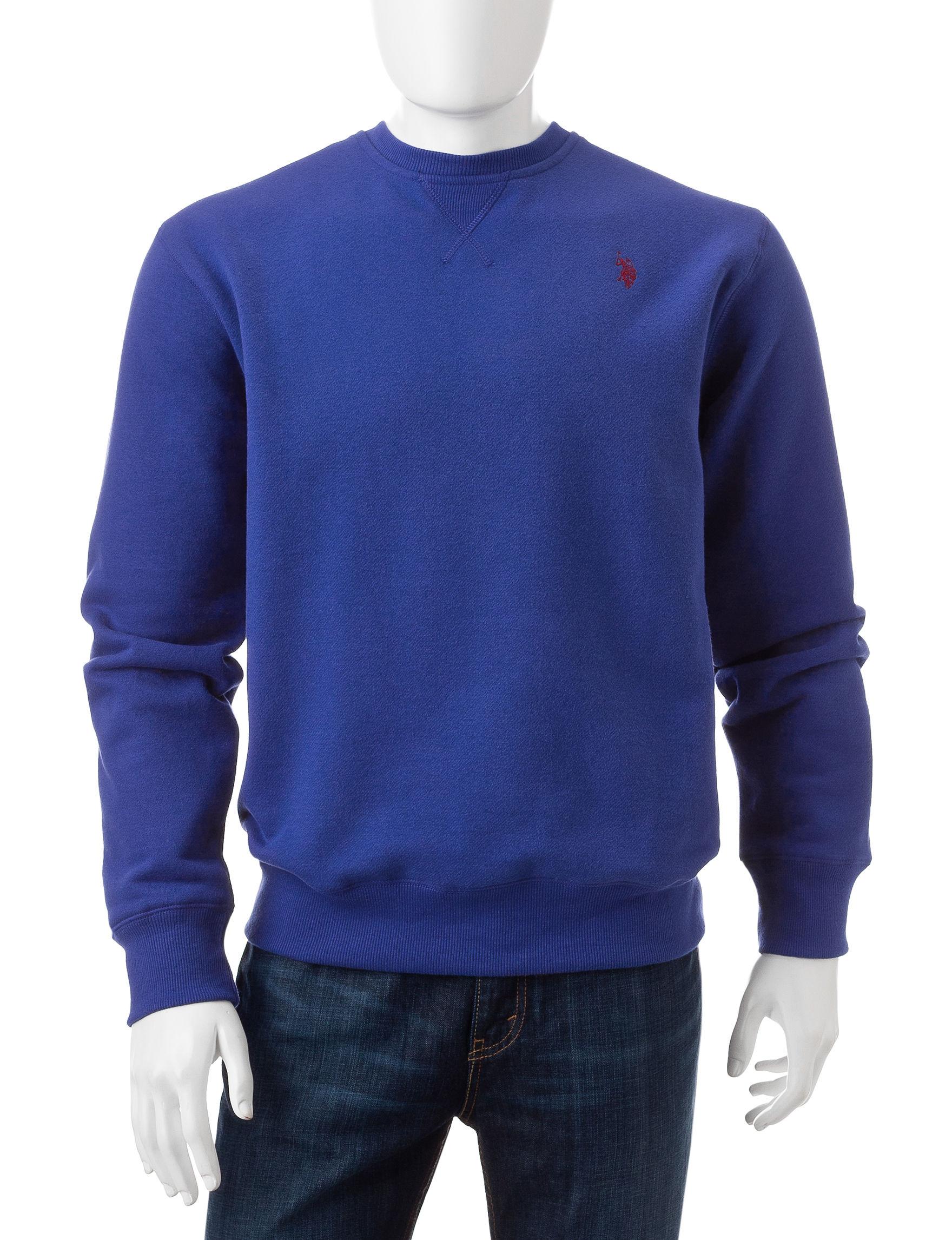 U.S. Polo Assn. Blue Pull-overs