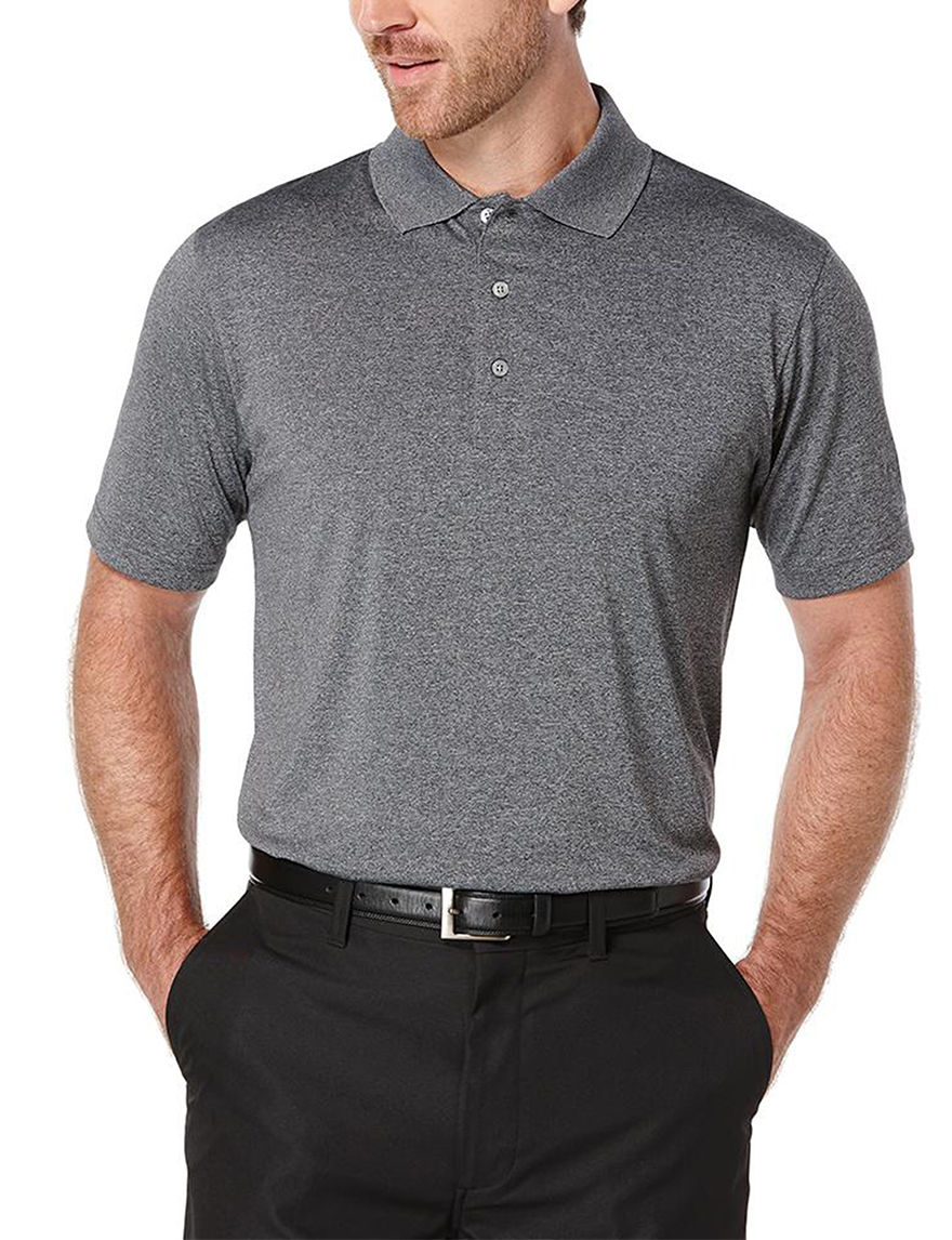 PGA TOUR Medium Grey Polos