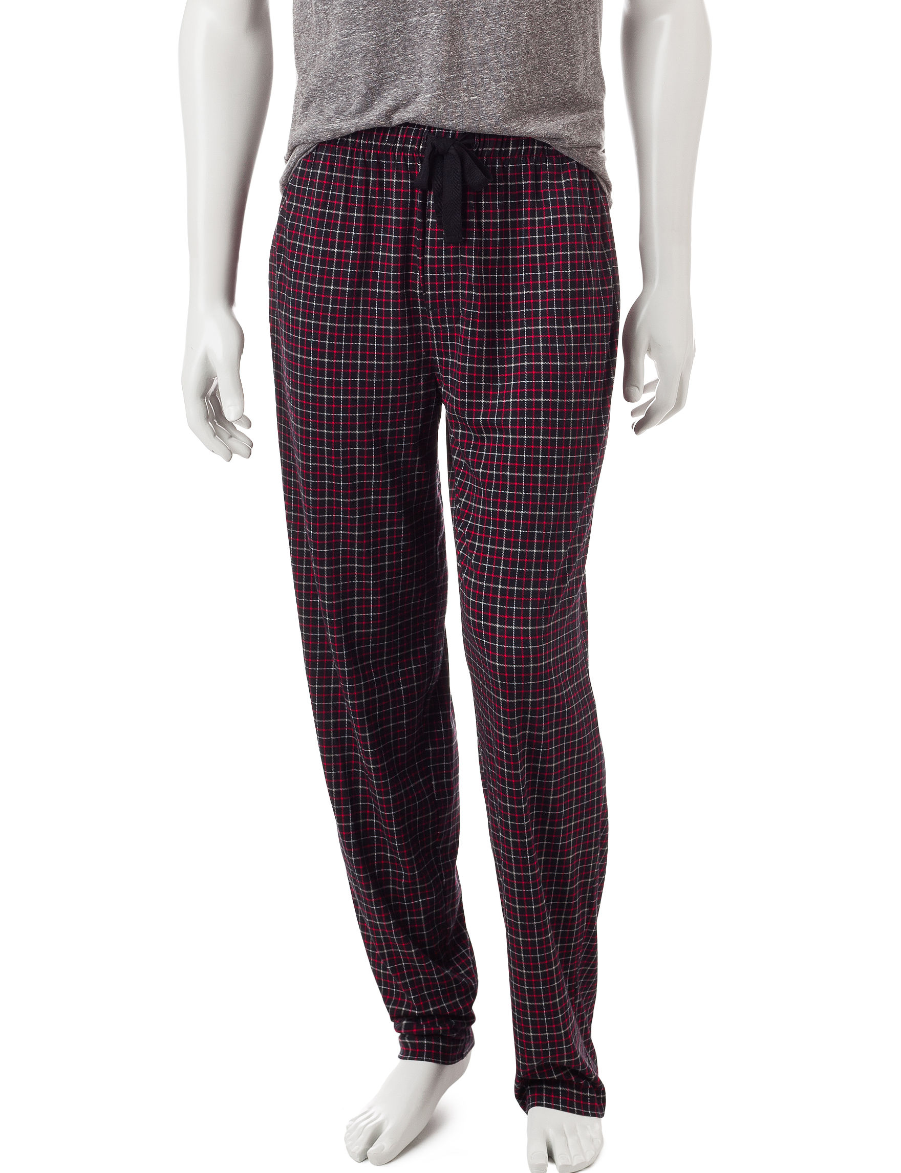 Ivy Crew Red Pajama Bottoms